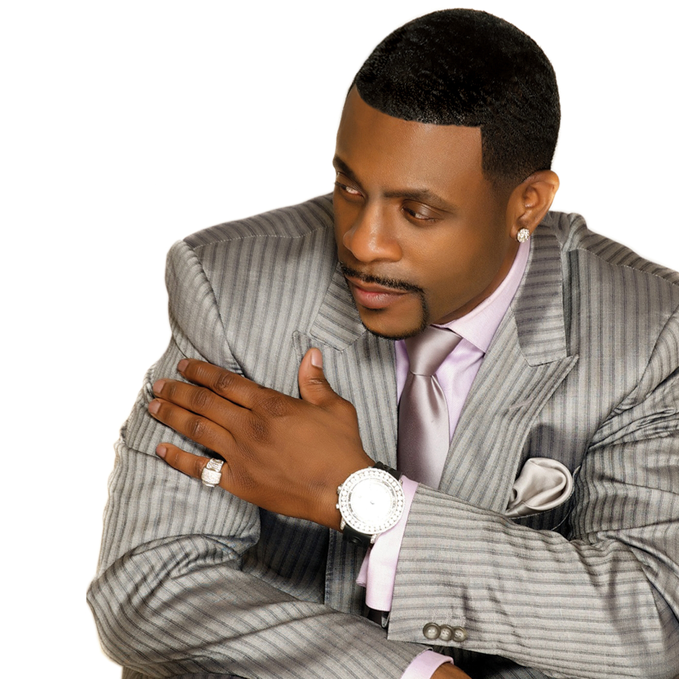 "Keith Sweat, a Harlem-born R&B singer/songwriter known for his distinctive ""whining"" vocal style, co-produced 1984/1985 singles by GQ and Roberta Gilliam and issued independent singles of his own (""Lucky Seven"" and ""My Mind Is Made Up""), but he didn't release his debut full-length, Make It Last Forever, until November 1987. The album sold over three million copies, spawning the hits ""I Want Her"" (number one R&B, number five pop), ""Something Just Ain't Right"" (number three R&B), ""Make It Last Forever"" (number two R&B), and ""Don't Stop Your Love"" (number nine R&B). It was followed in 1990 by I'll Give All My Love to You, another million-seller, which featured the hits ""Make You Sweat"" (number one R&B, number 14 pop), ""Merry Go Round"" (number two R&B), ""I'll Give All My Love to You"" (number one R&B, number seven pop), and ""Your Love, Pt. 2"" (number four R&B). Sweat's third album was Keep It Comin', an R&B chart-topper at the end of 1991, whose title track was another number one R&B hit. From then on, his profile slowly dipped, but he maintained a devoted following while recording the occasional contemporary set, including Get Up on It (1994), Keith Sweat (1996), Still in the Game (1998). Didn't See Me Coming (2000), Rebirth (2002), Just Me (an R&B chart-topper in 2008), Ridin' Solo (2010), and 'Til the Morning (2011). Two albums recorded with Gerald LeVert and Johnny Gill, billed as LSG (and released in 1997 and 2003), were considerably successful, and he also produced a handful of '90s acts (Silk, Kut Klose, Ol' Skool, Dru Hill). During the 2000s, he hosted a syndicated radio program called   The Sweat Hotel   and starred in the Centric channel's reality program   Keith Sweat's Platinum House  , in which he facilitated a turbulent Dru Hill reunion."