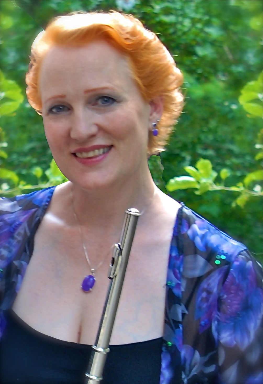 MARGARET SWINCHOSKI,  flute