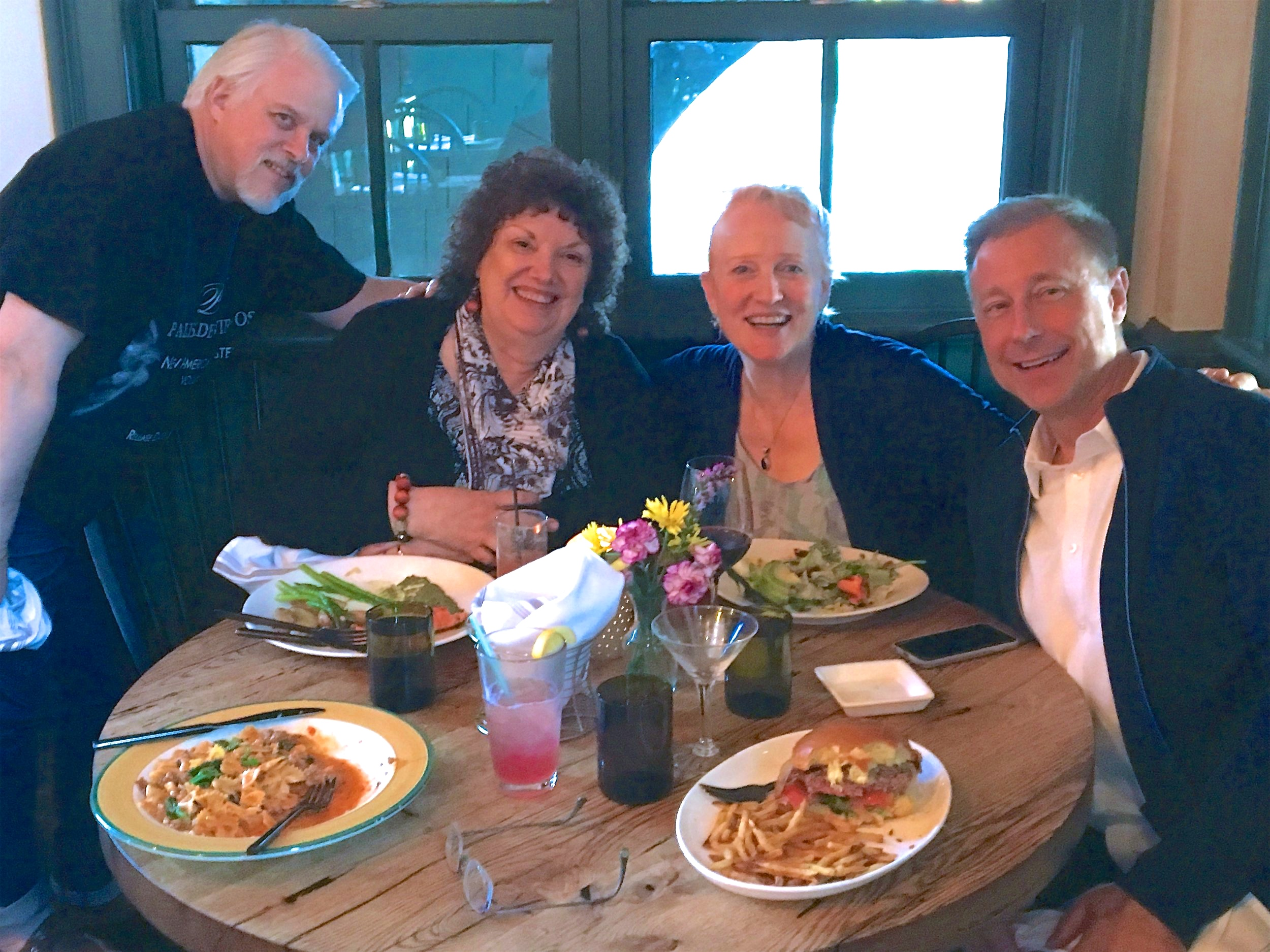 Dinner at Terrapin - Rhinebeck