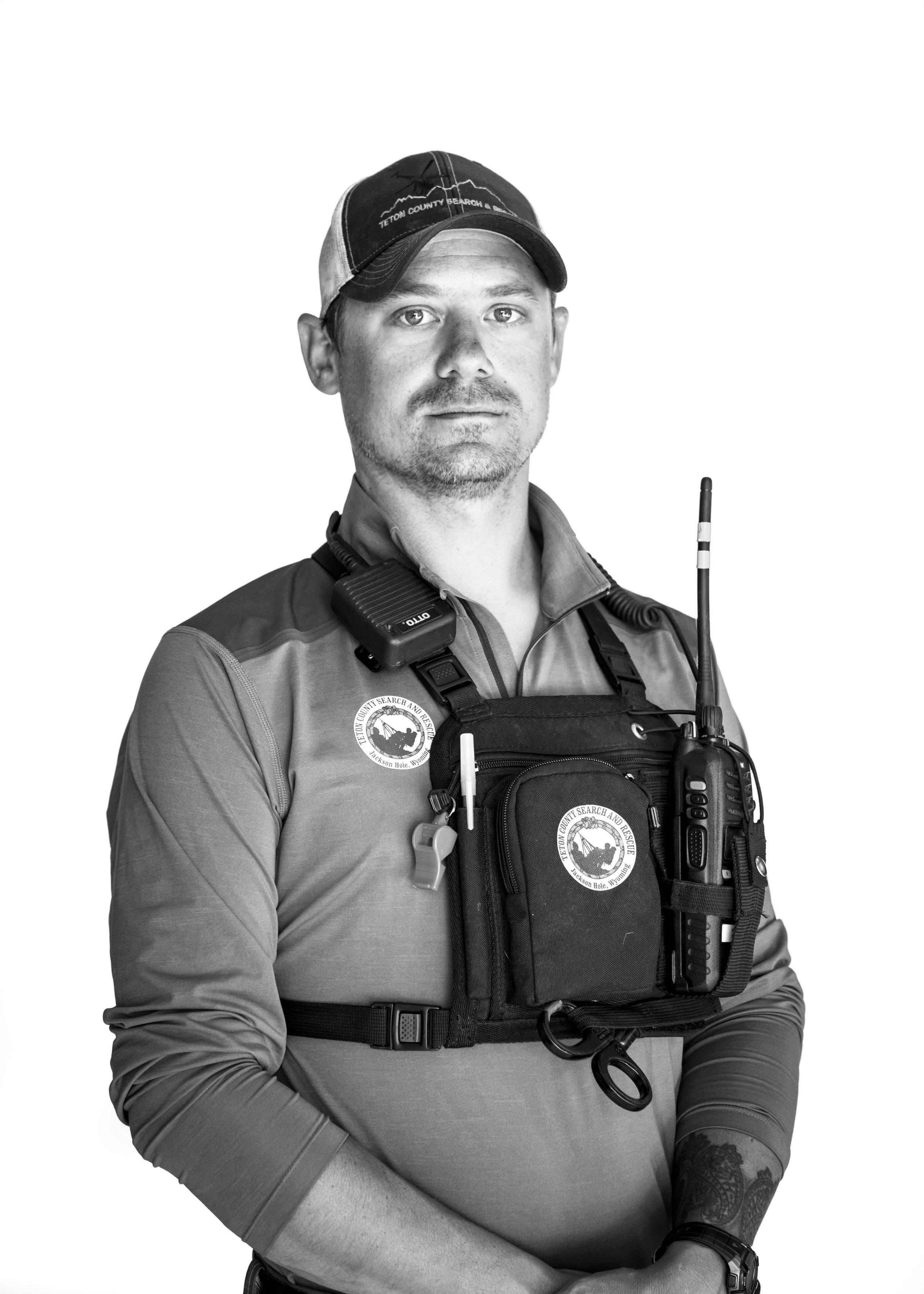 TCSAR Volunteer Alex St.Clair