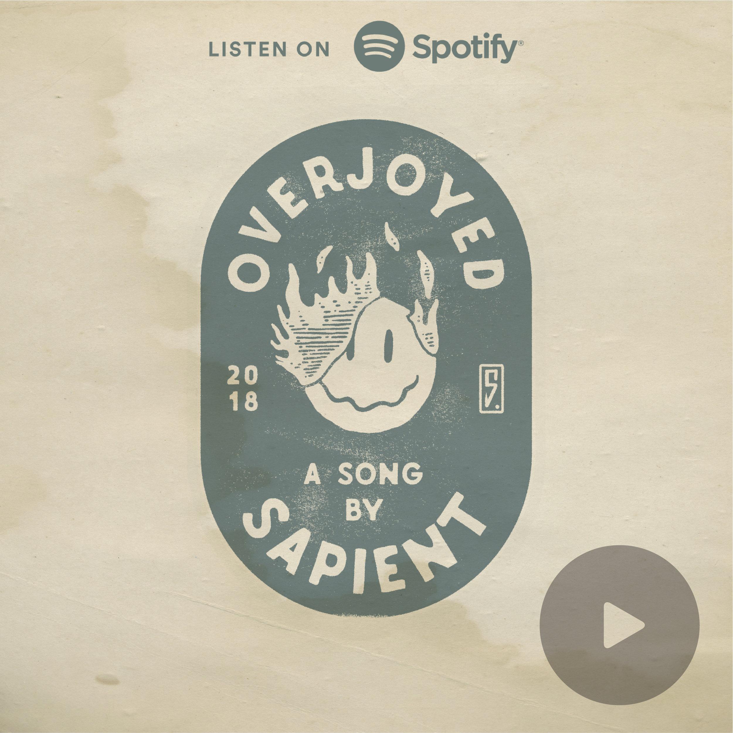 OVERJOYED - Peep the lyrics HERE