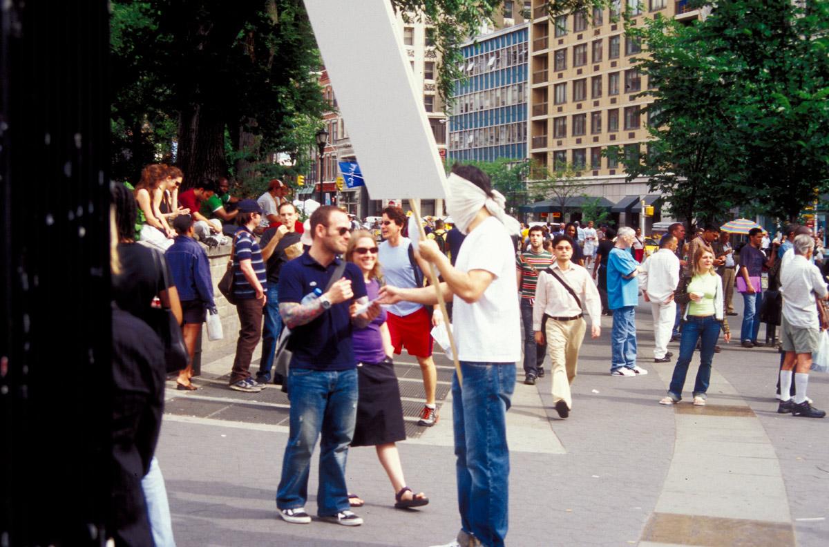 Empty Protest 2