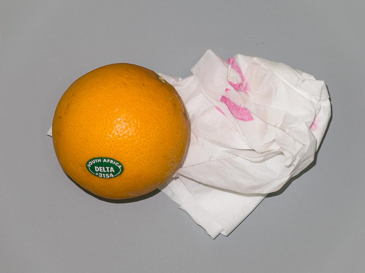 Fruit Stills: South Africa Orange