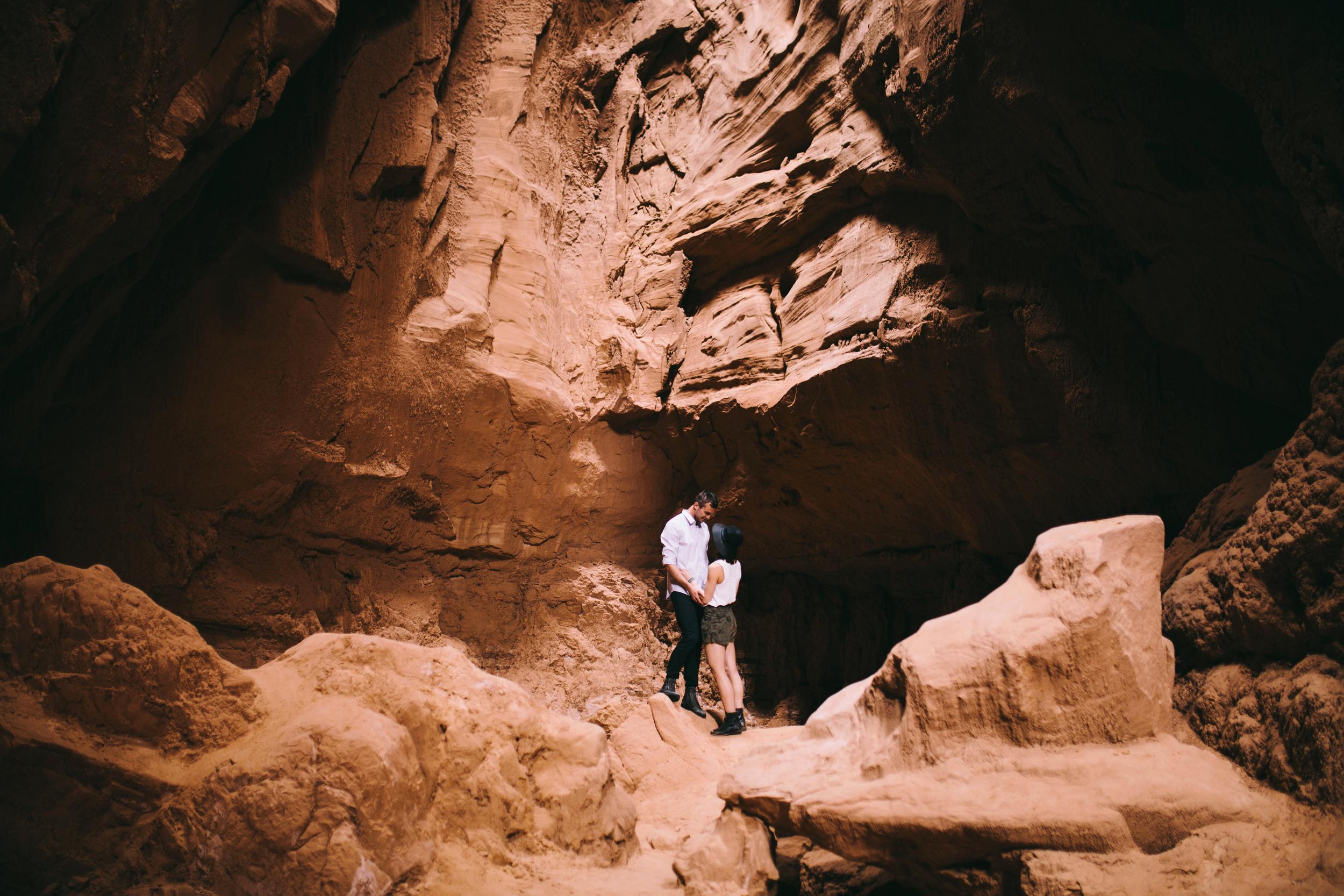 Niki & Derek -- Goblin Valley Love Story -- Whitney Justesen Photography-2.jpg