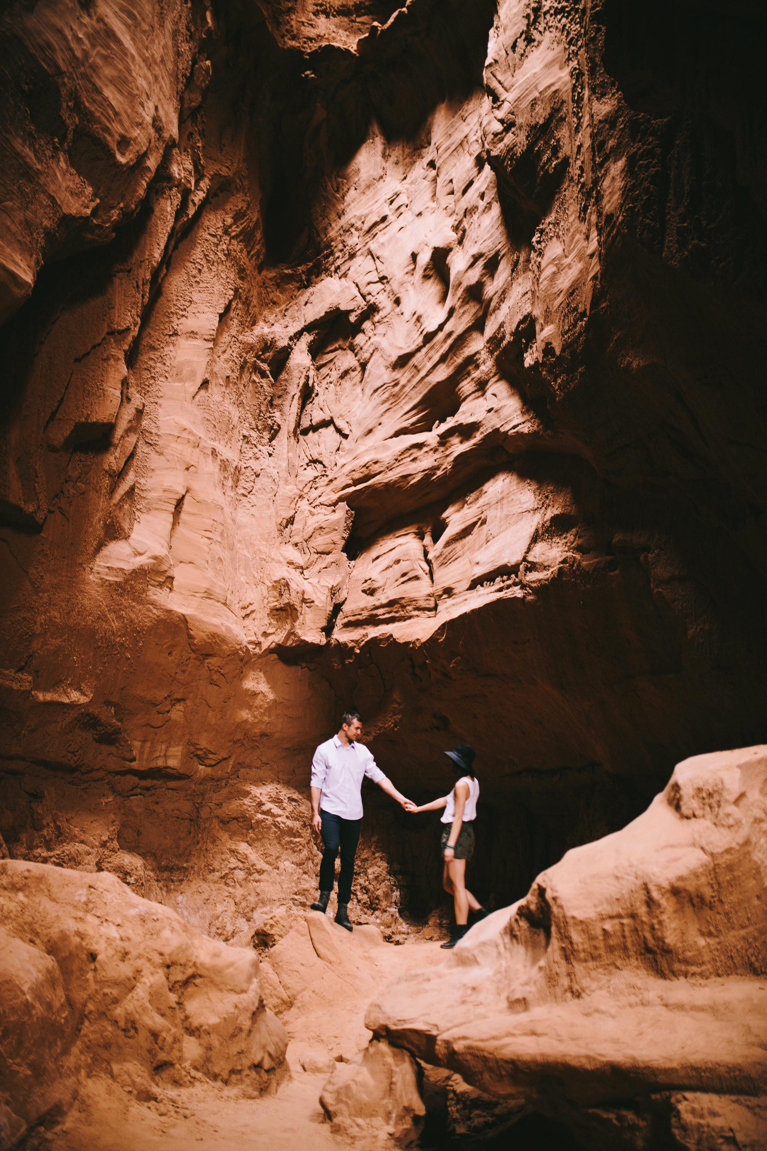 Niki & Derek -- Goblin Valley Love Story -- Whitney Justesen Photography-1.jpg