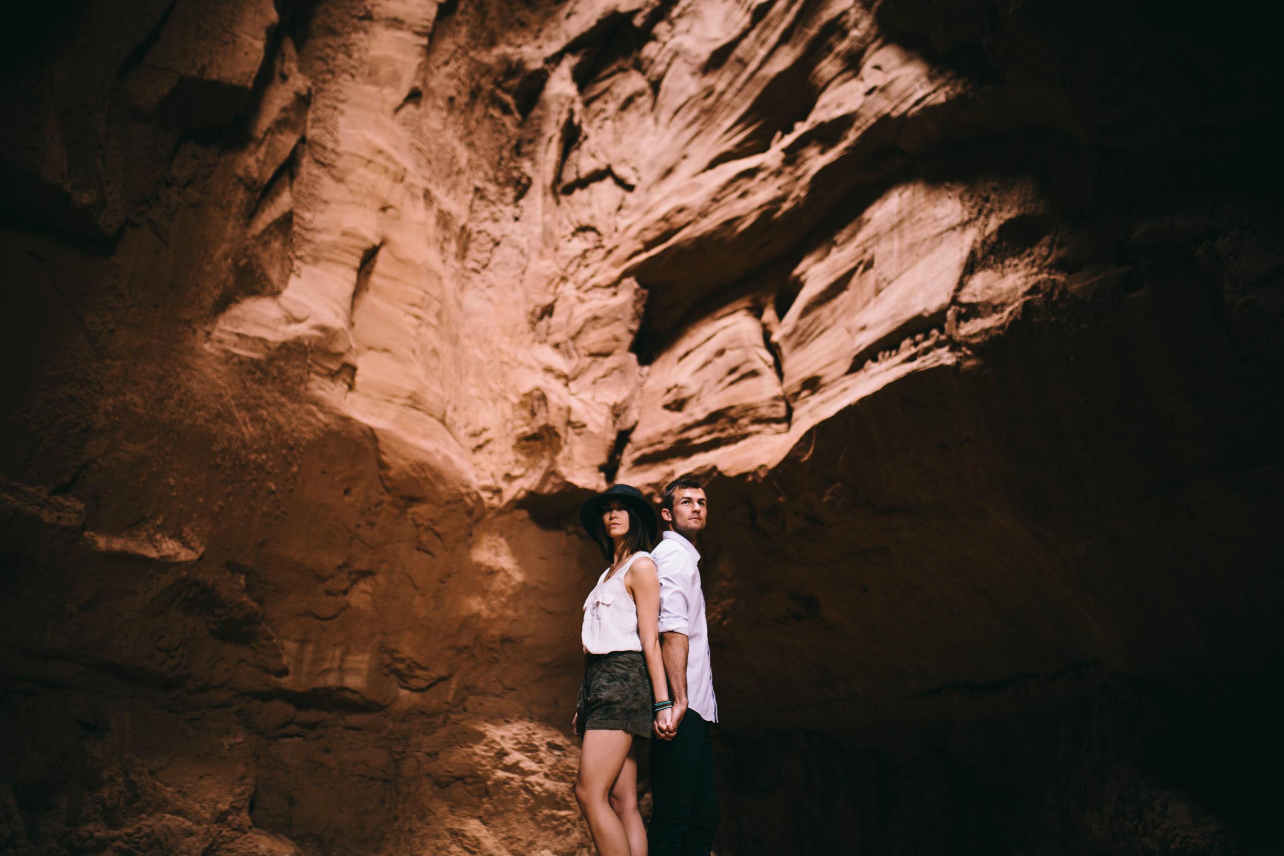 Niki & Derek -- Goblin Valley Love Story -- Whitney Justesen Photography-4.jpg