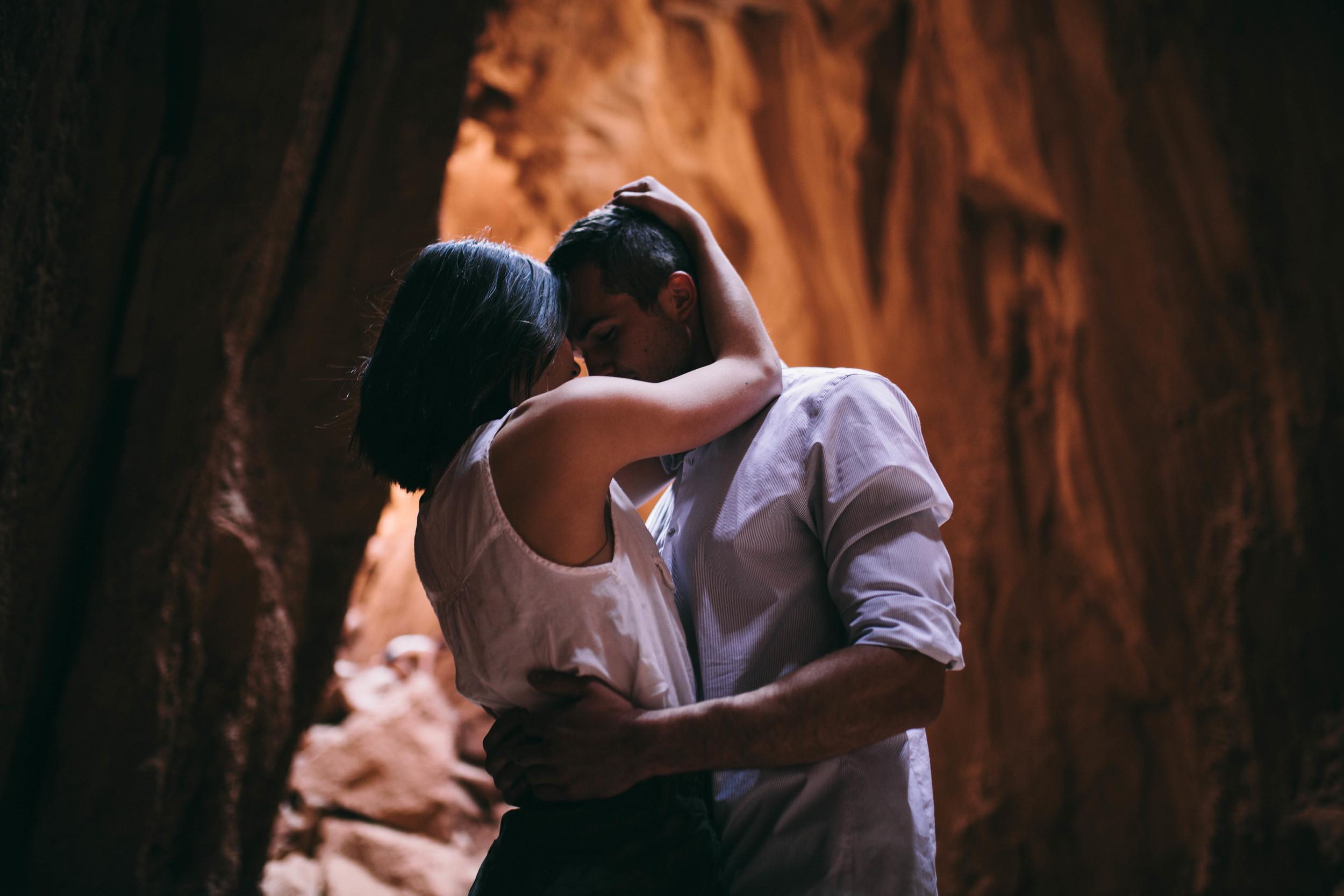 Niki & Derek -- Goblin Valley Love Story -- Whitney Justesen Photography-12.jpg
