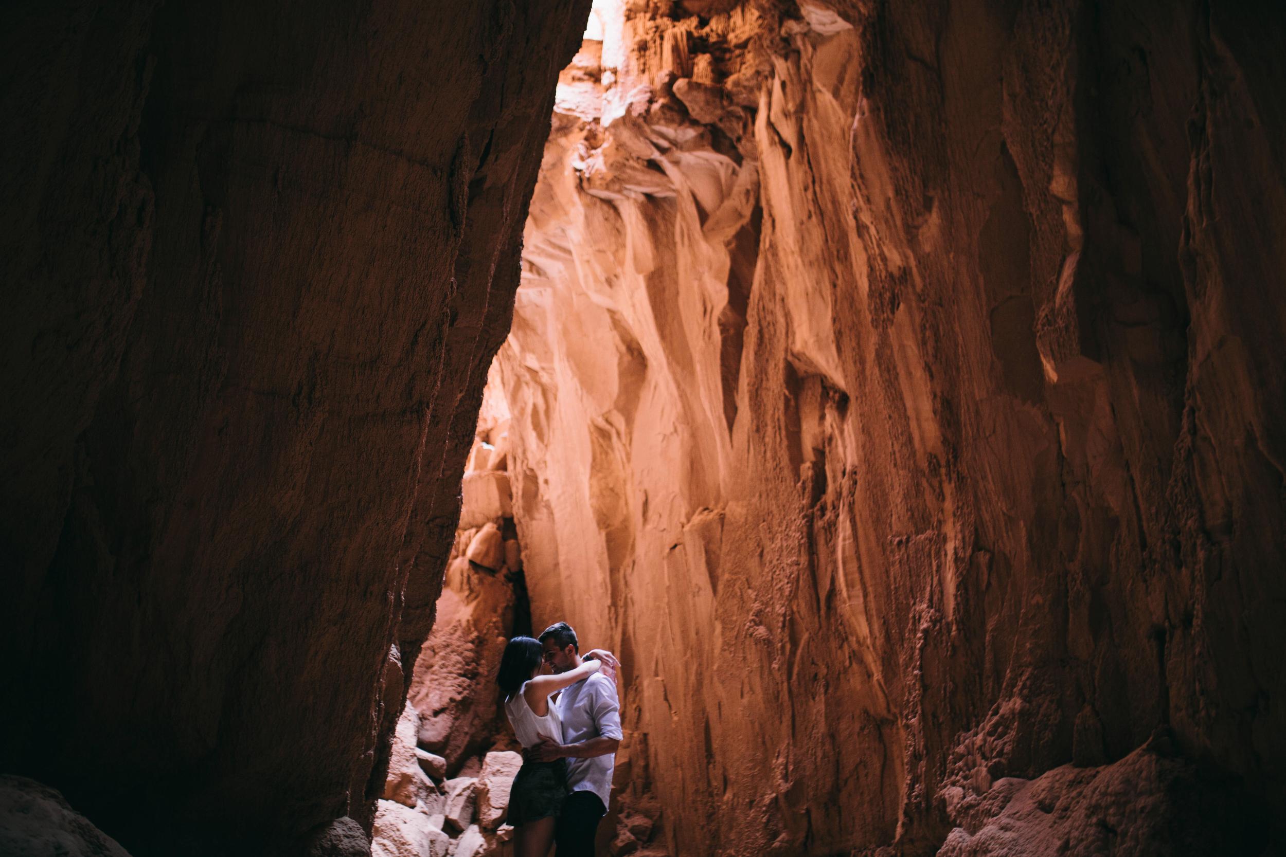 Niki & Derek -- Goblin Valley Love Story -- Whitney Justesen Photography-13.jpg