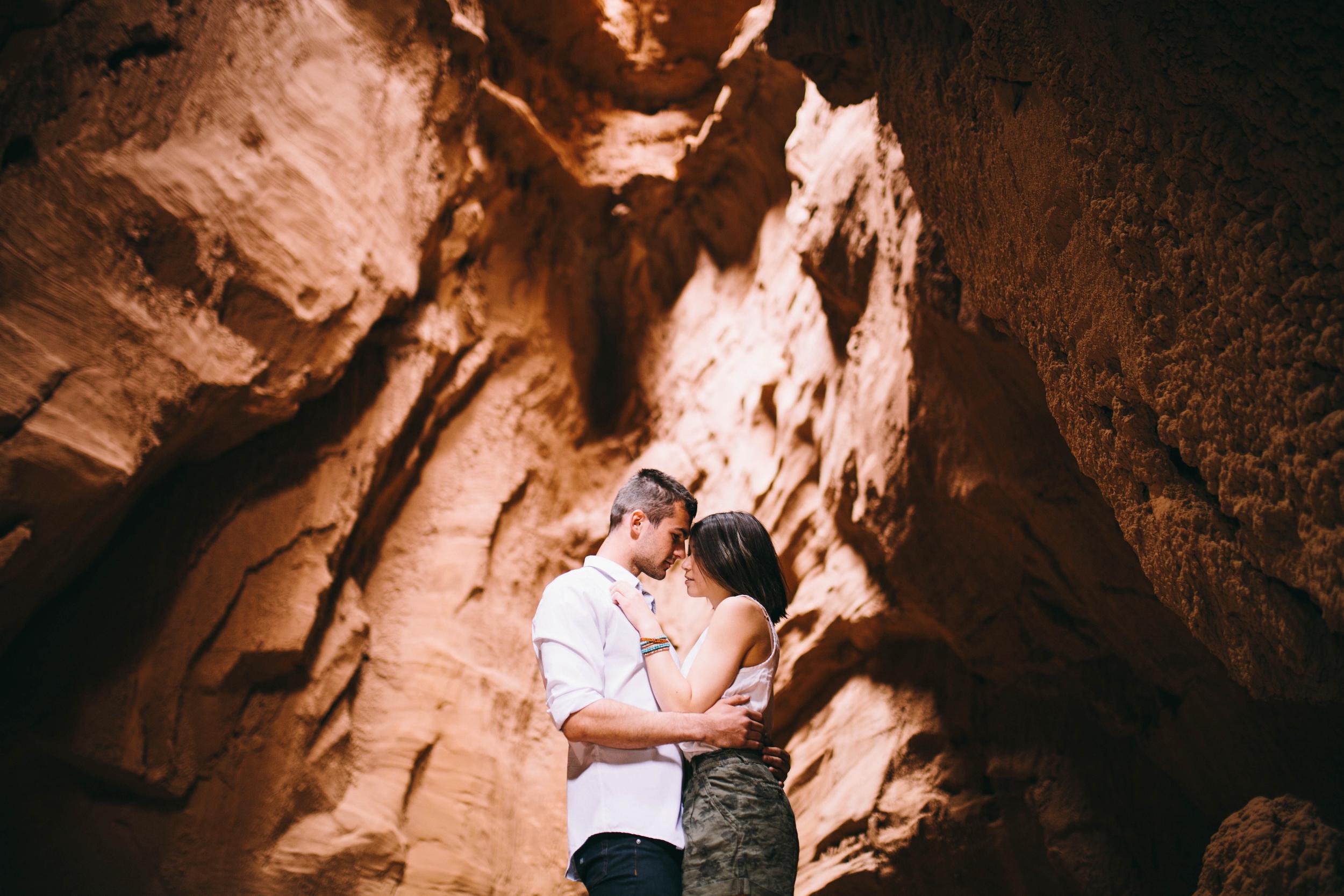 Niki & Derek -- Goblin Valley Love Story -- Whitney Justesen Photography-15.jpg
