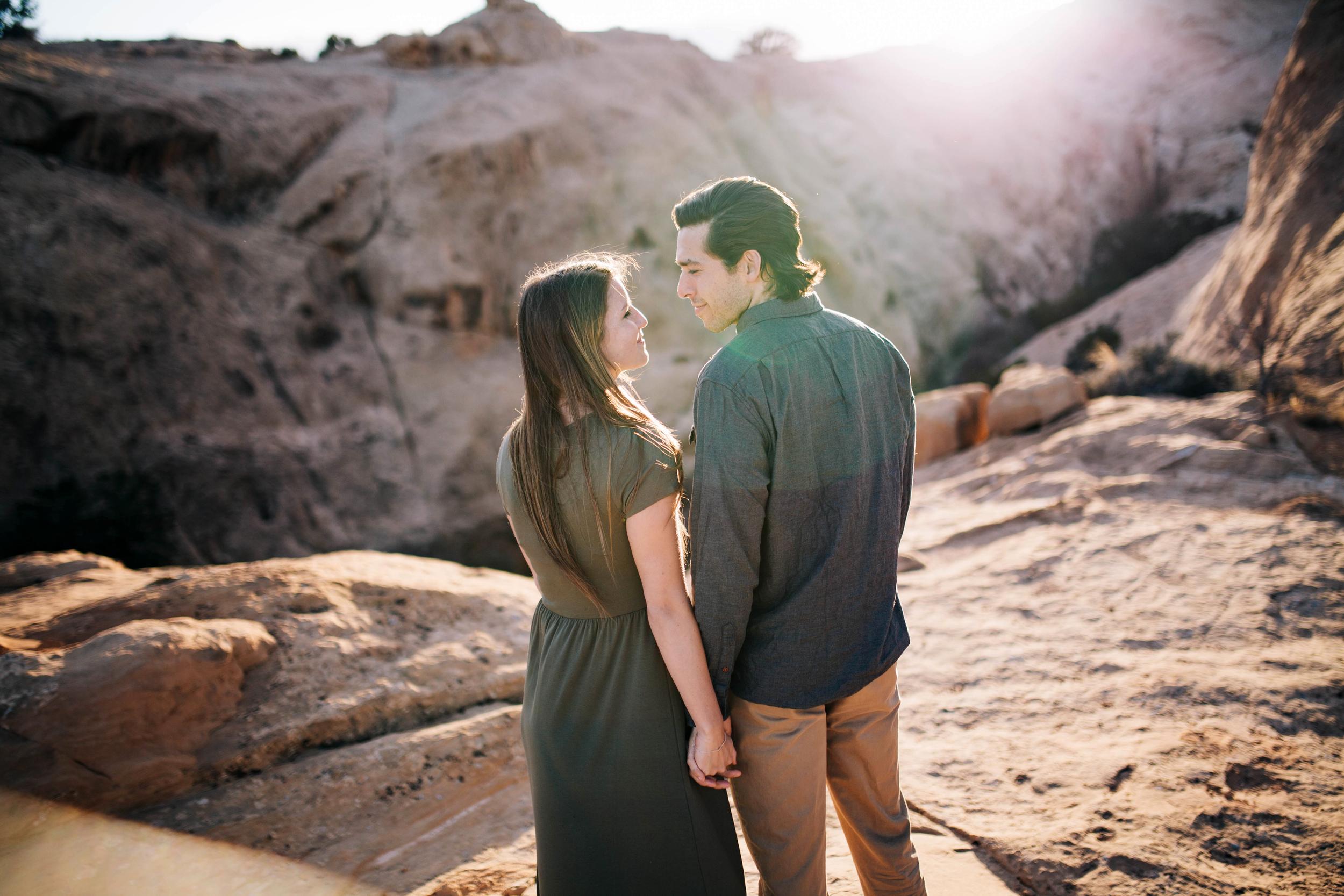 Sam & Ryan -- Goblin Valley -- Whitney Justesen Photography-14.jpg