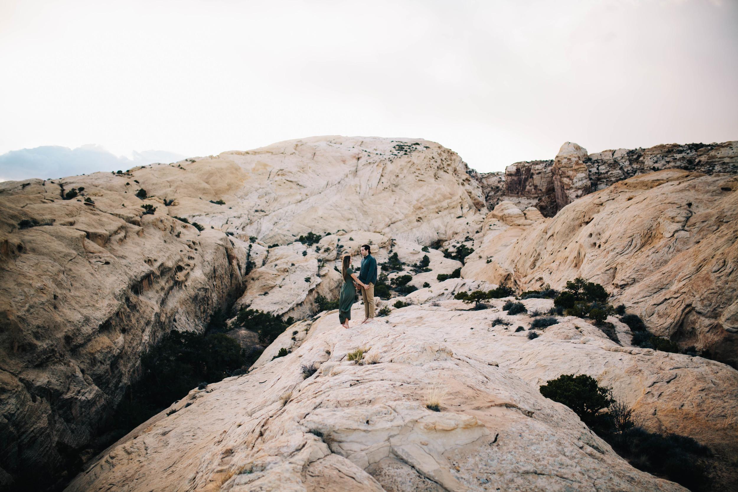 Sam & Ryan -- Goblin Valley -- Whitney Justesen Photography-43.jpg