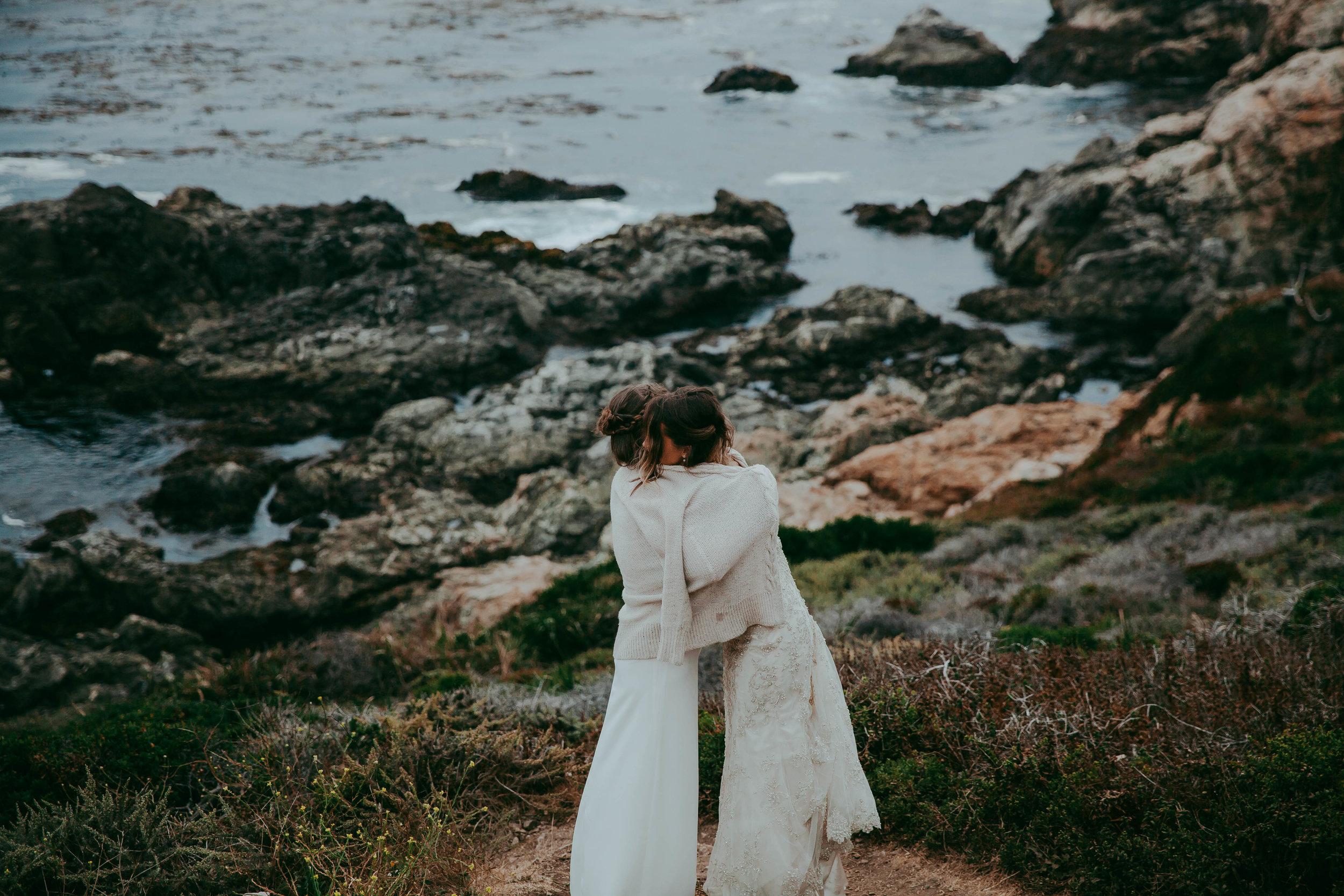 Meaghan + Jen -- An Intimate Big Sur Elopement -- Whitney Justesen Photography-168.jpg