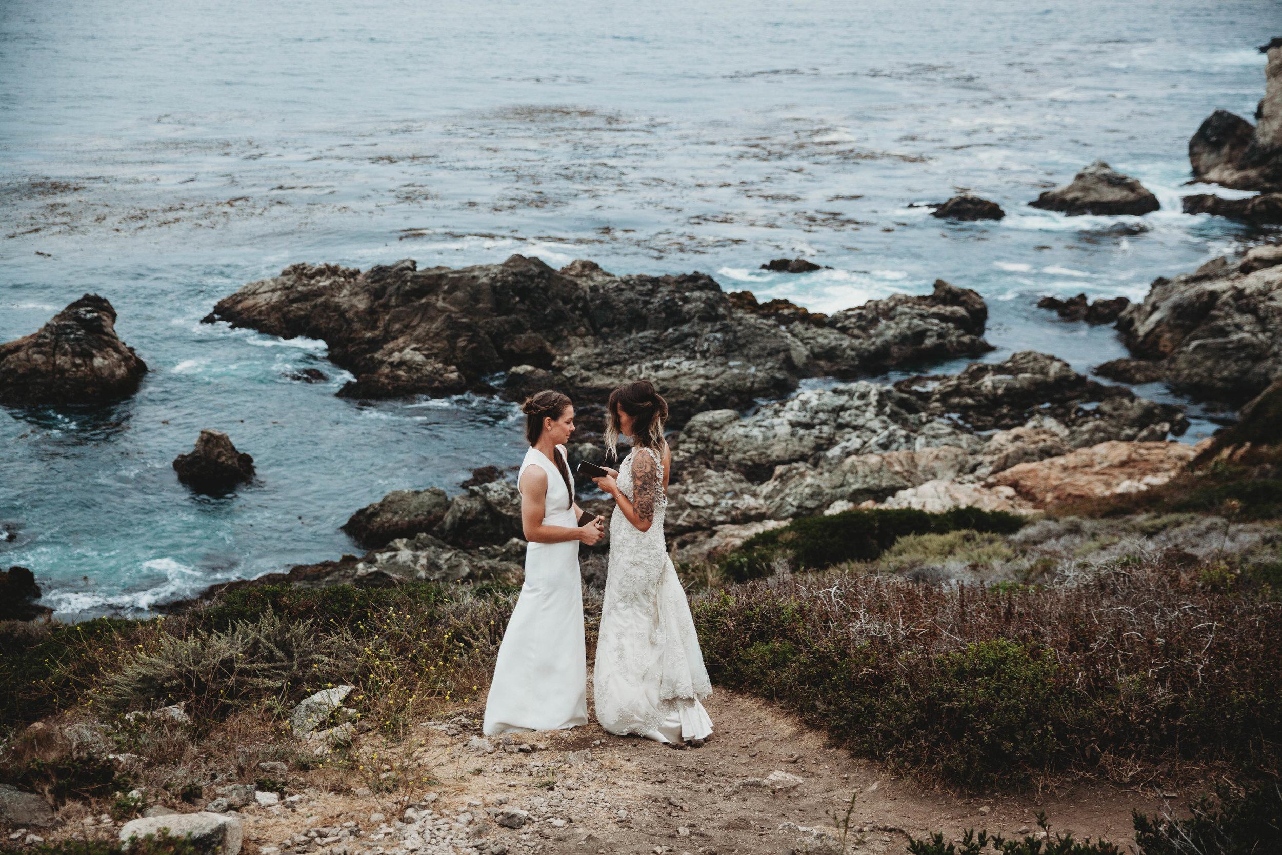 Meaghan + Jen -- An Intimate Big Sur Elopement -- Whitney Justesen Photography-176.jpg
