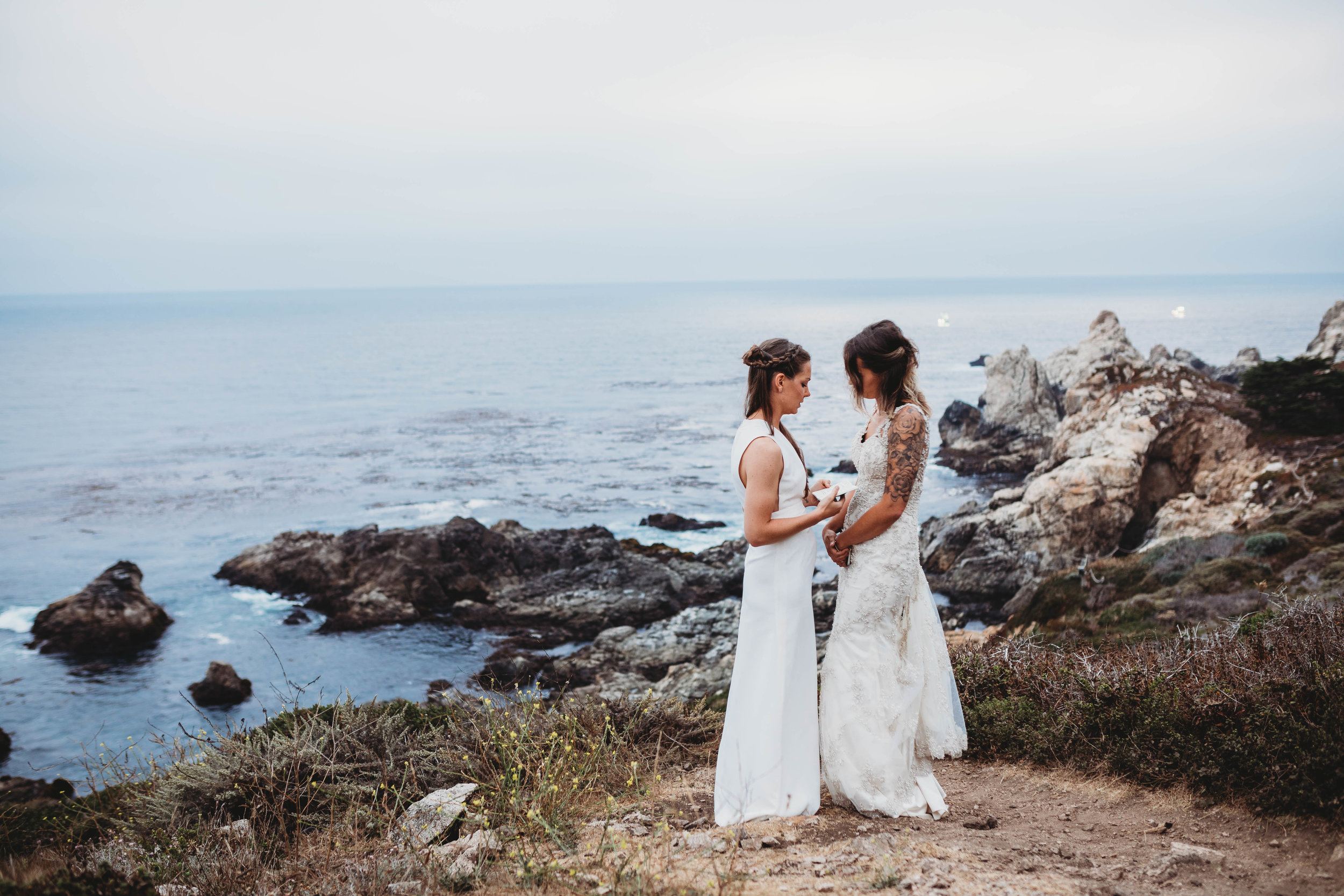 Meaghan + Jen -- An Intimate Big Sur Elopement -- Whitney Justesen Photography-219.jpg