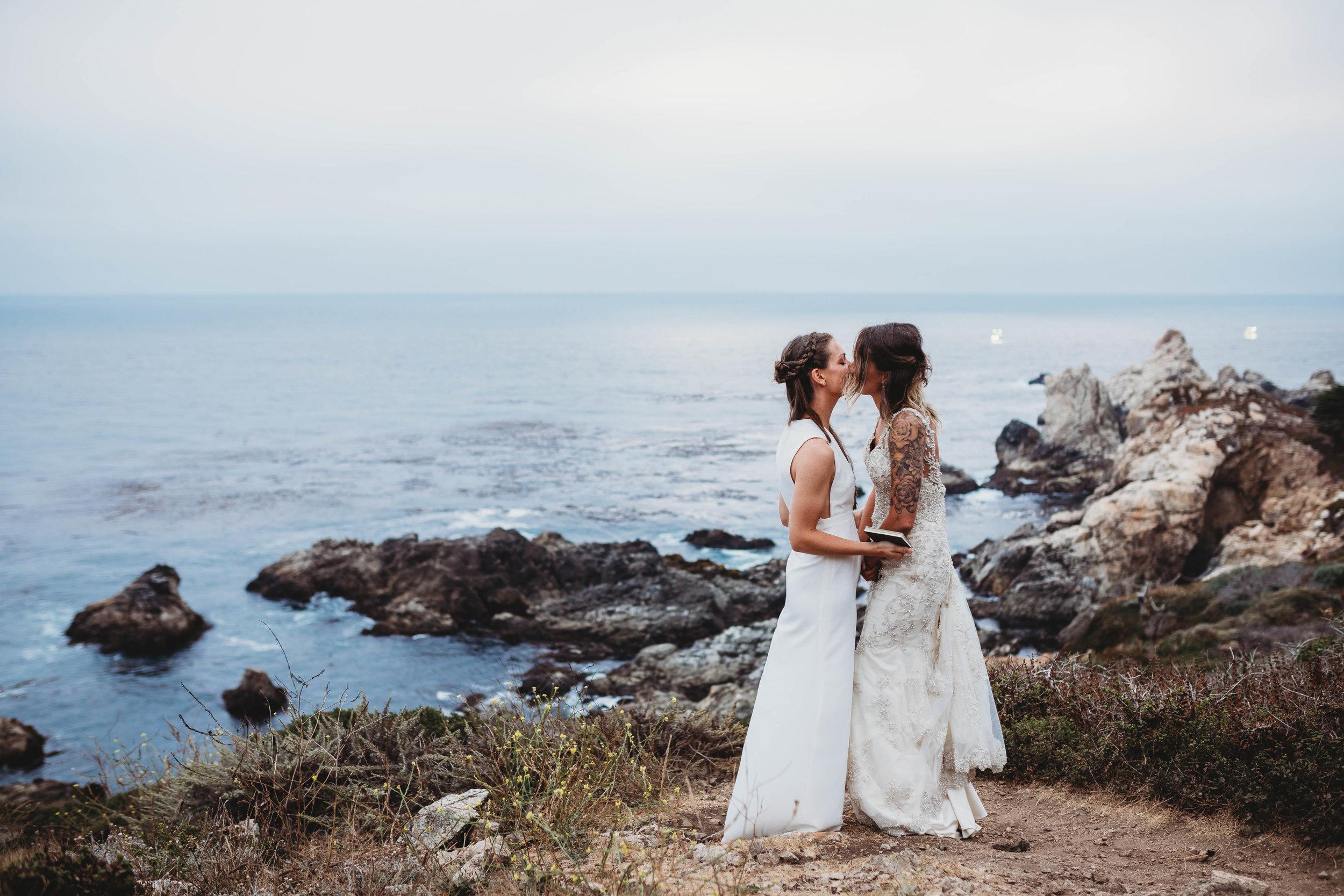 Meaghan + Jen -- An Intimate Big Sur Elopement -- Whitney Justesen Photography-224.jpg