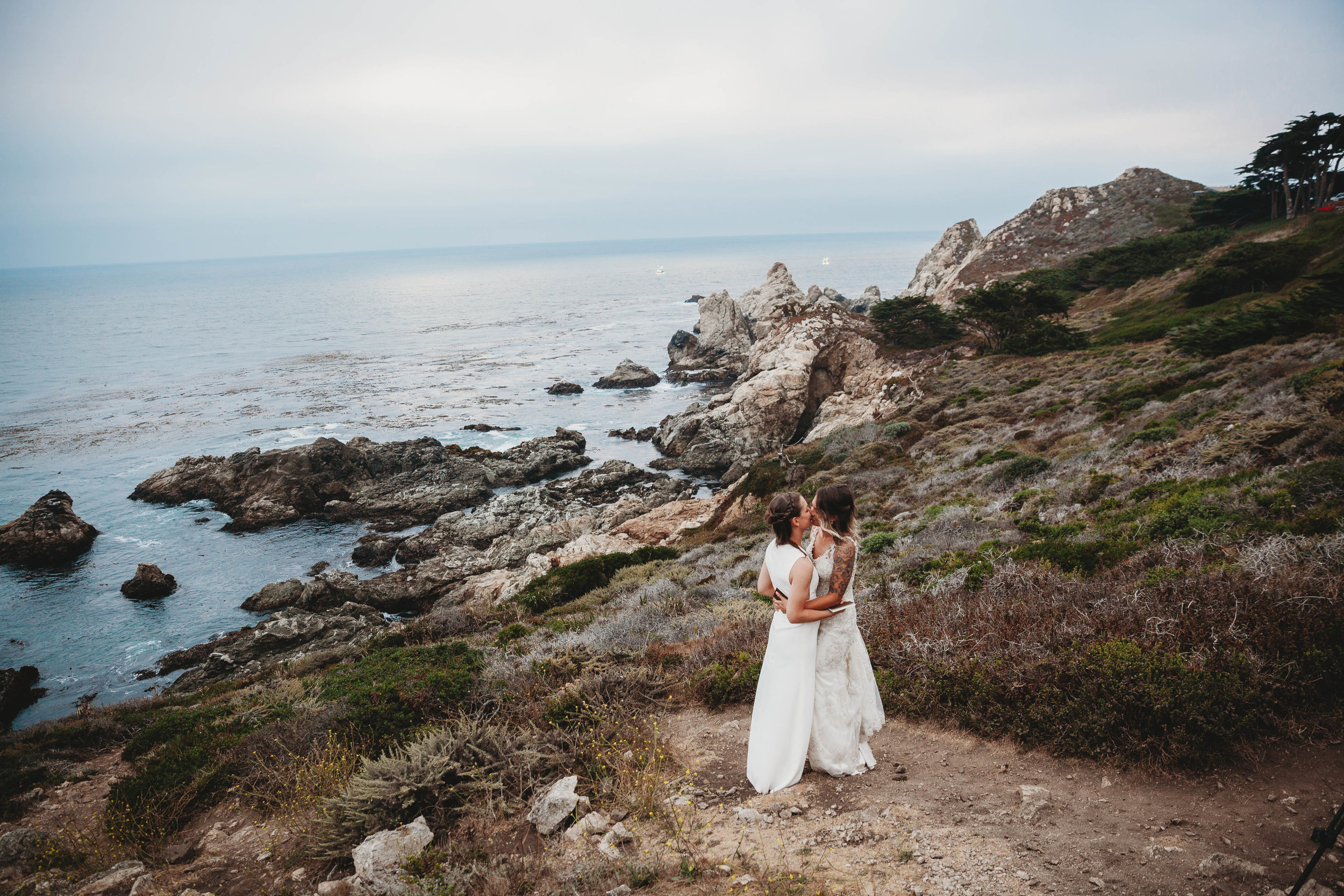 Meaghan + Jen -- An Intimate Big Sur Elopement -- Whitney Justesen Photography-225.jpg