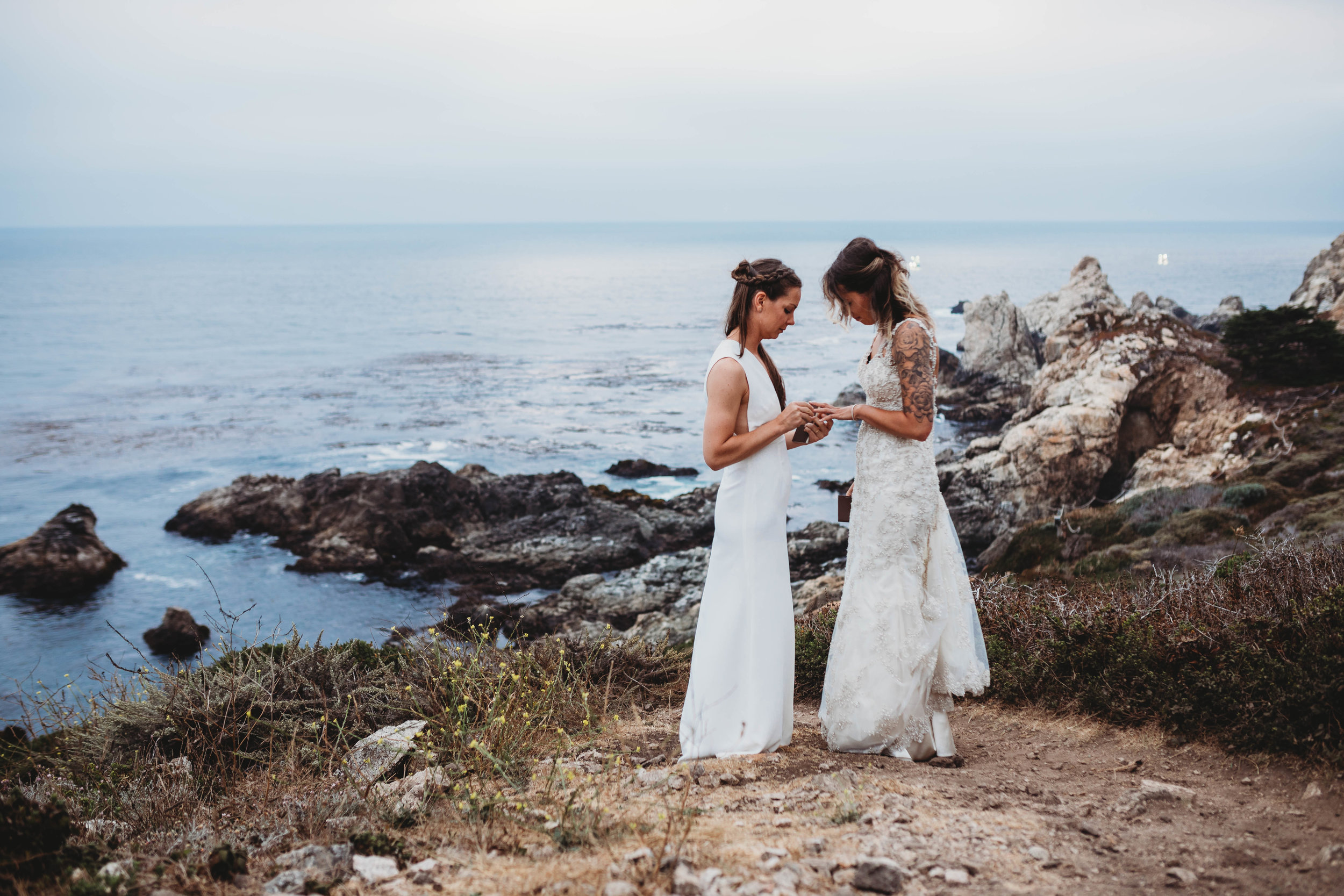 Meaghan + Jen -- An Intimate Big Sur Elopement -- Whitney Justesen Photography-228.jpg