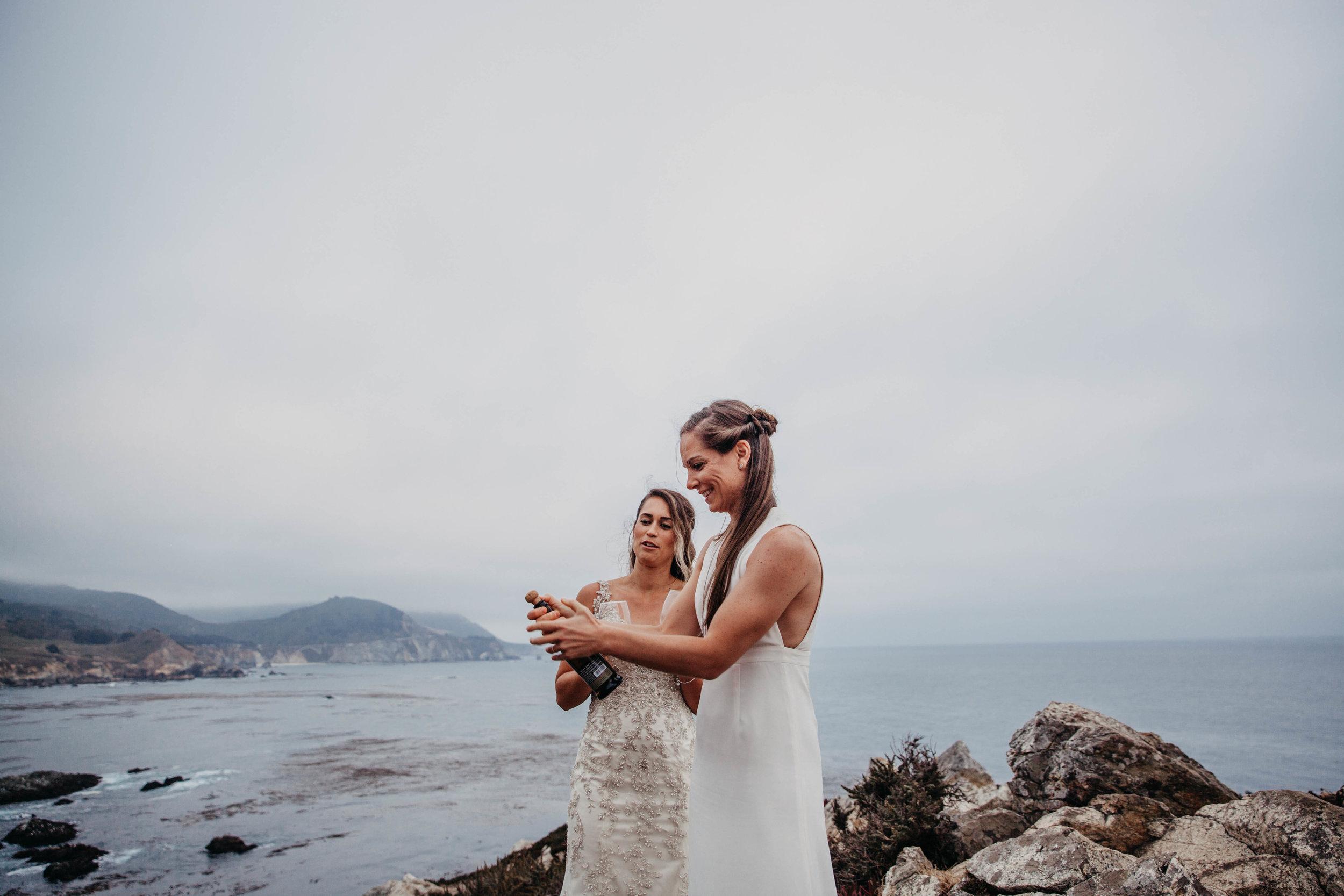 Meaghan + Jen -- An Intimate Big Sur Elopement -- Whitney Justesen Photography-241.jpg