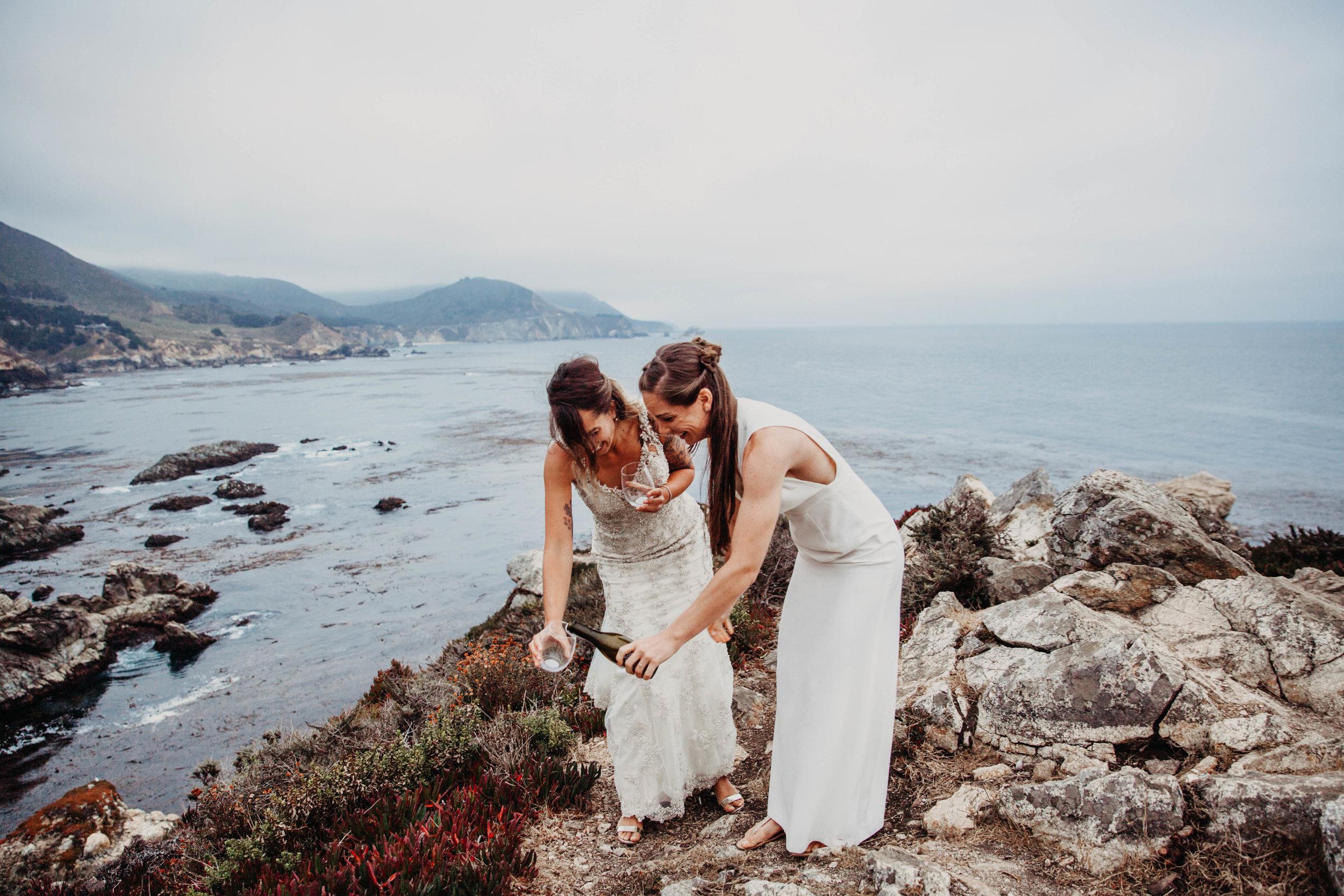 Meaghan + Jen -- An Intimate Big Sur Elopement -- Whitney Justesen Photography-246.jpg