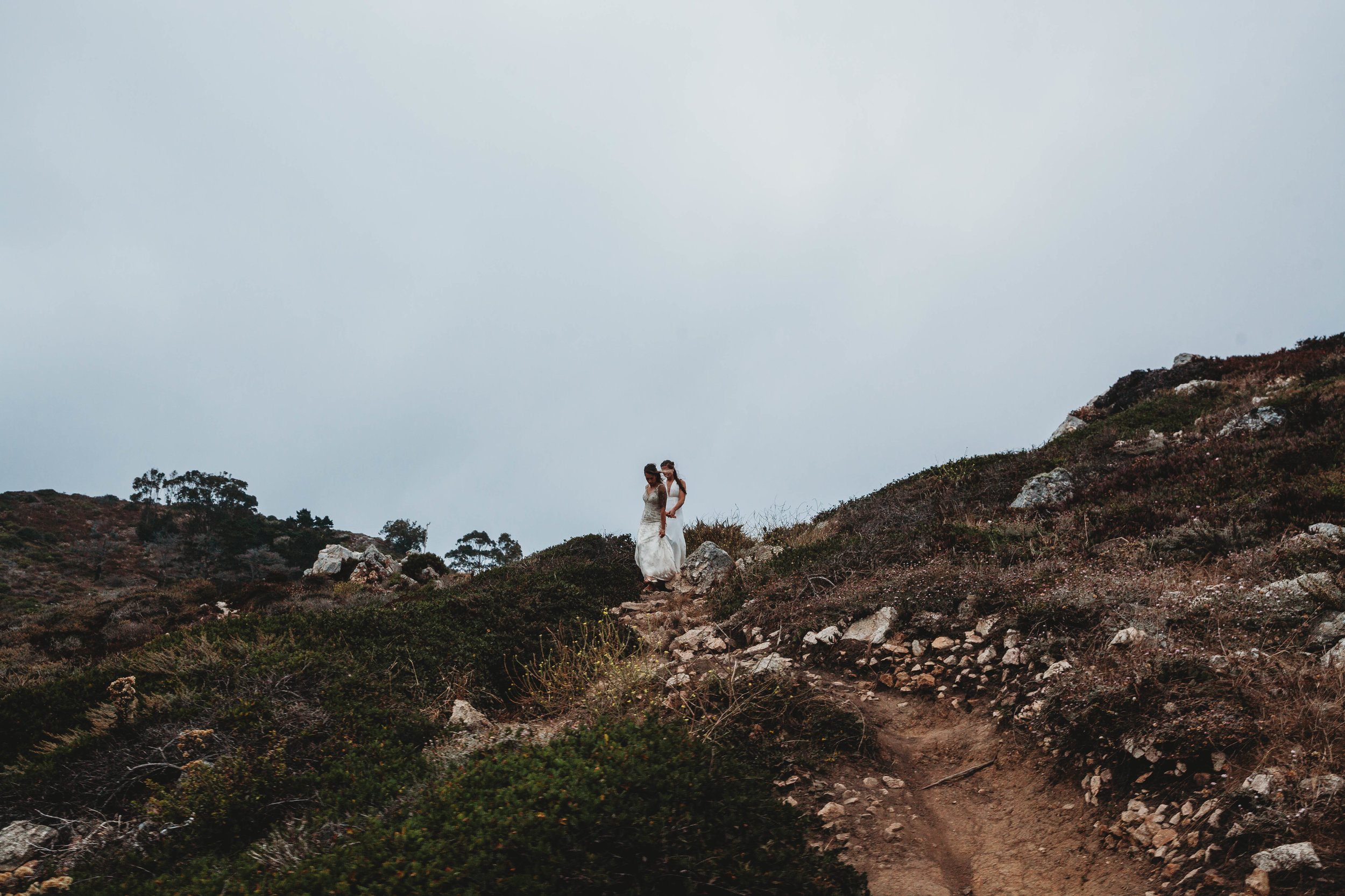 Meaghan + Jen -- An Intimate Big Sur Elopement -- Whitney Justesen Photography-264.jpg