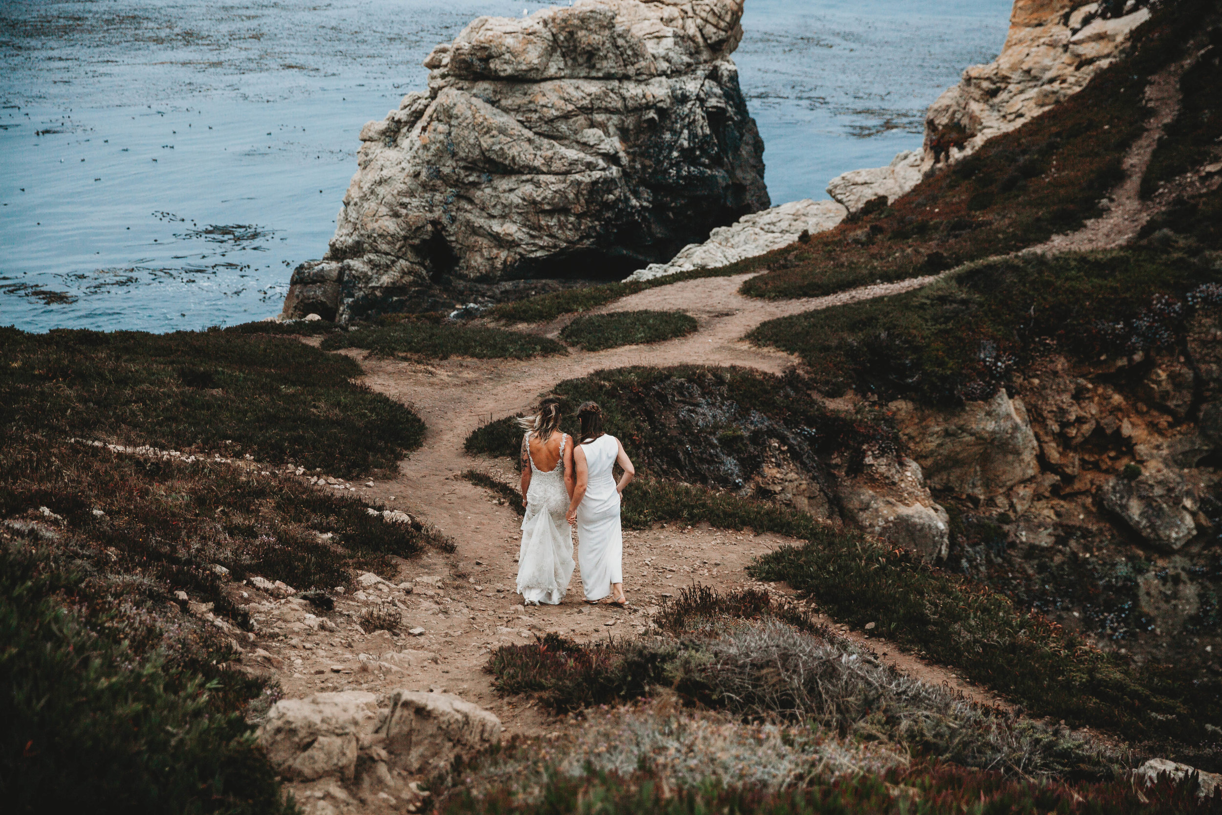 Meaghan + Jen -- An Intimate Big Sur Elopement -- Whitney Justesen Photography-269.jpg