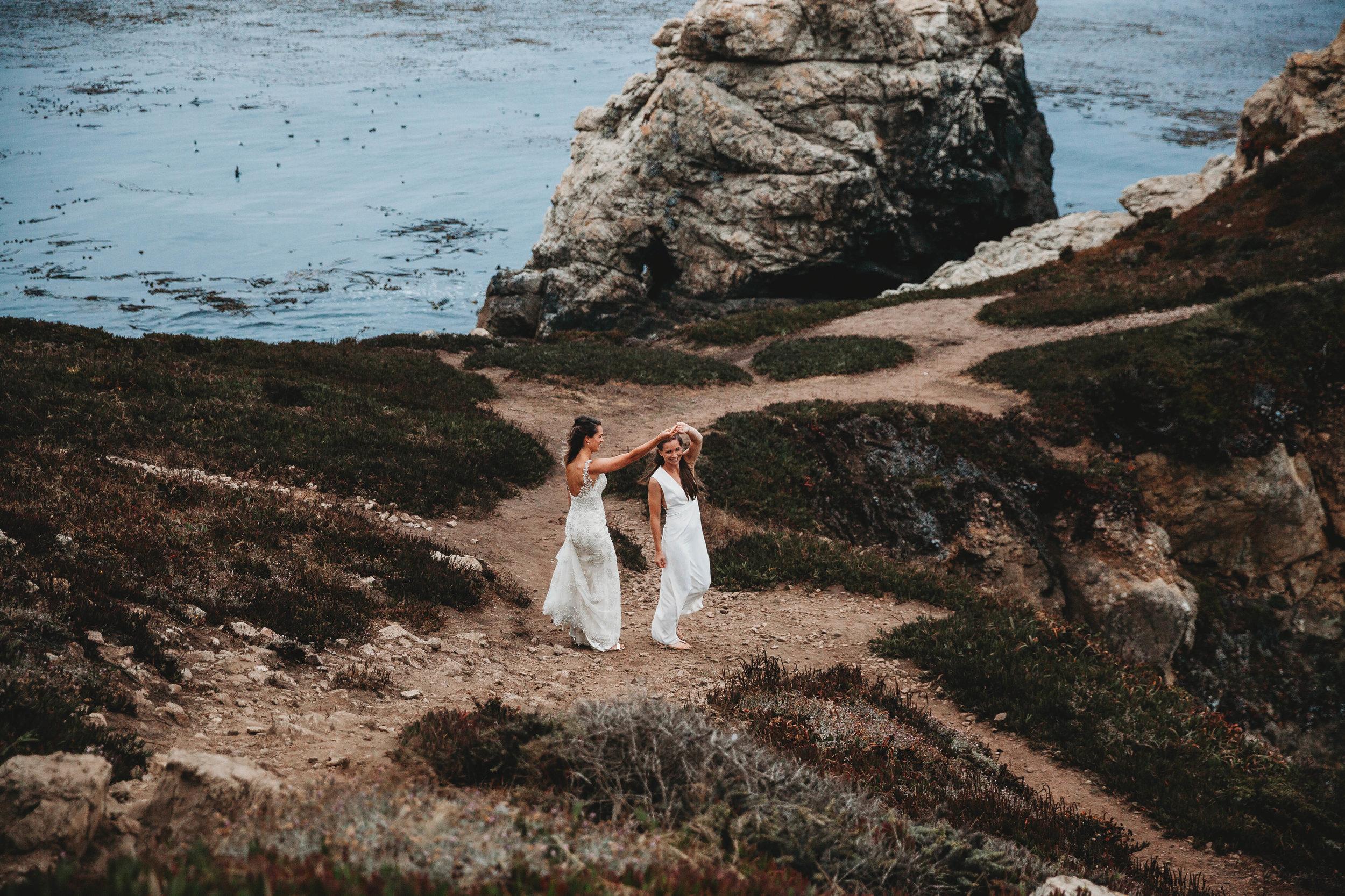 Meaghan + Jen -- An Intimate Big Sur Elopement -- Whitney Justesen Photography-272.jpg