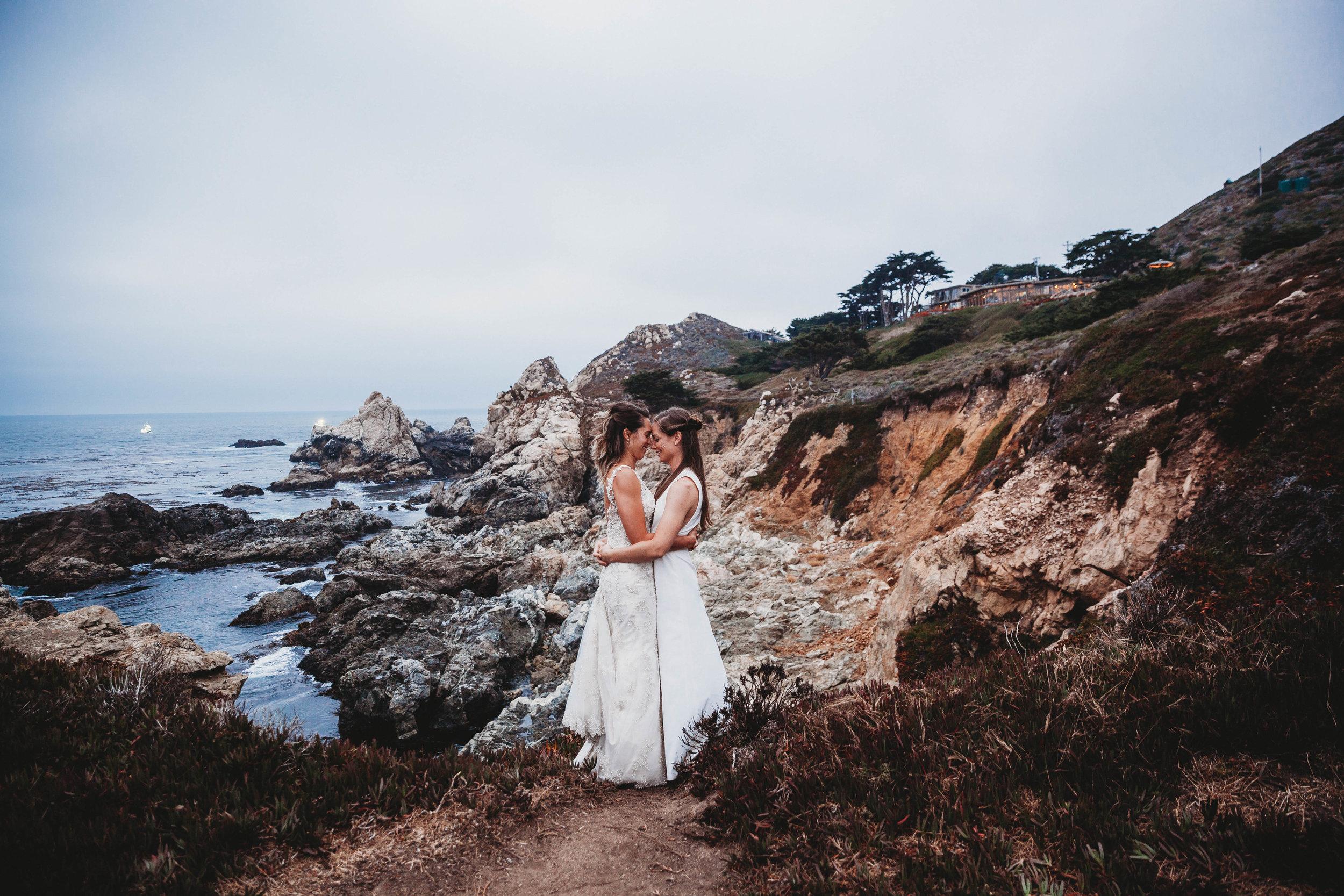 Meaghan + Jen -- An Intimate Big Sur Elopement -- Whitney Justesen Photography-287.jpg