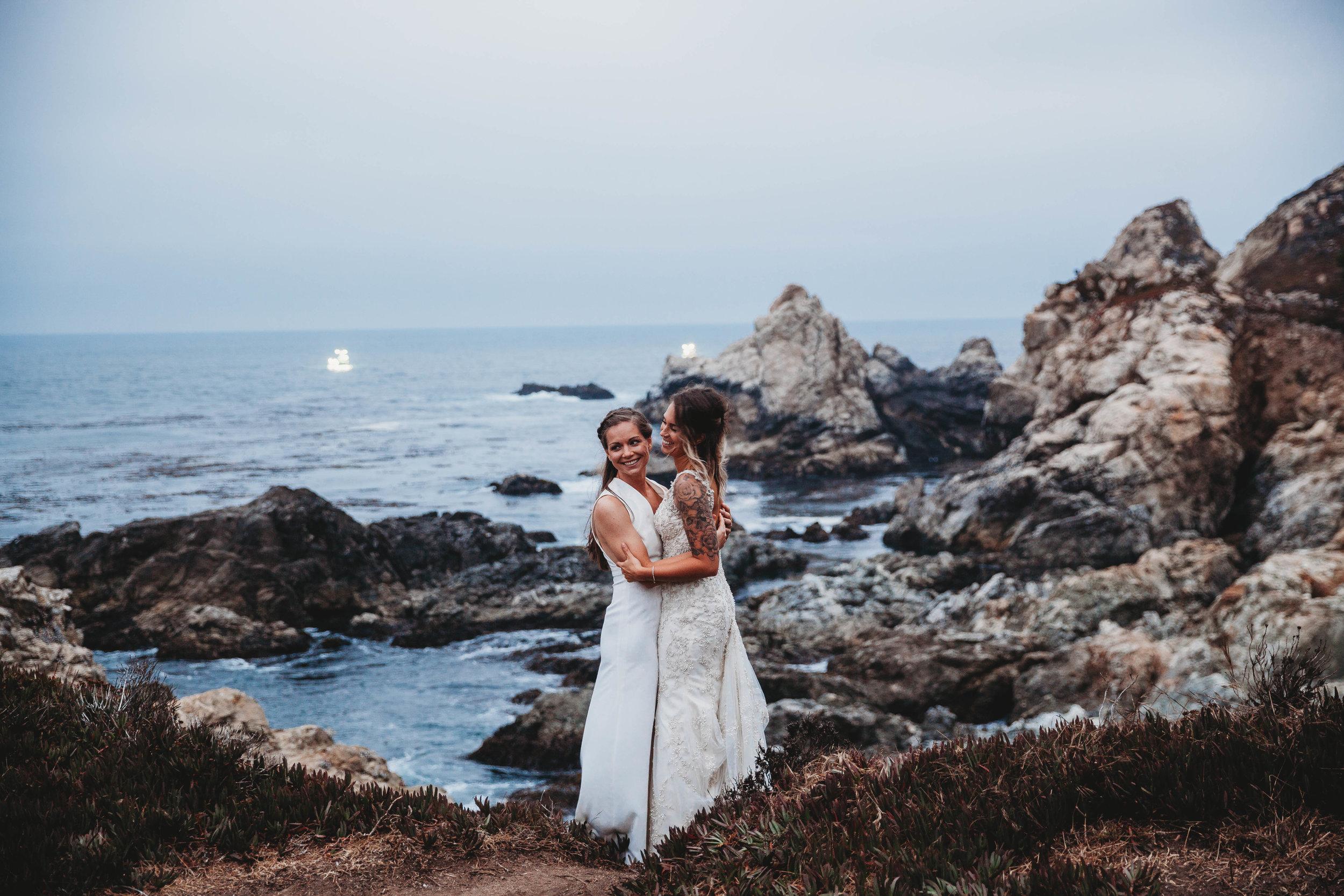 Meaghan + Jen -- An Intimate Big Sur Elopement -- Whitney Justesen Photography-292.jpg
