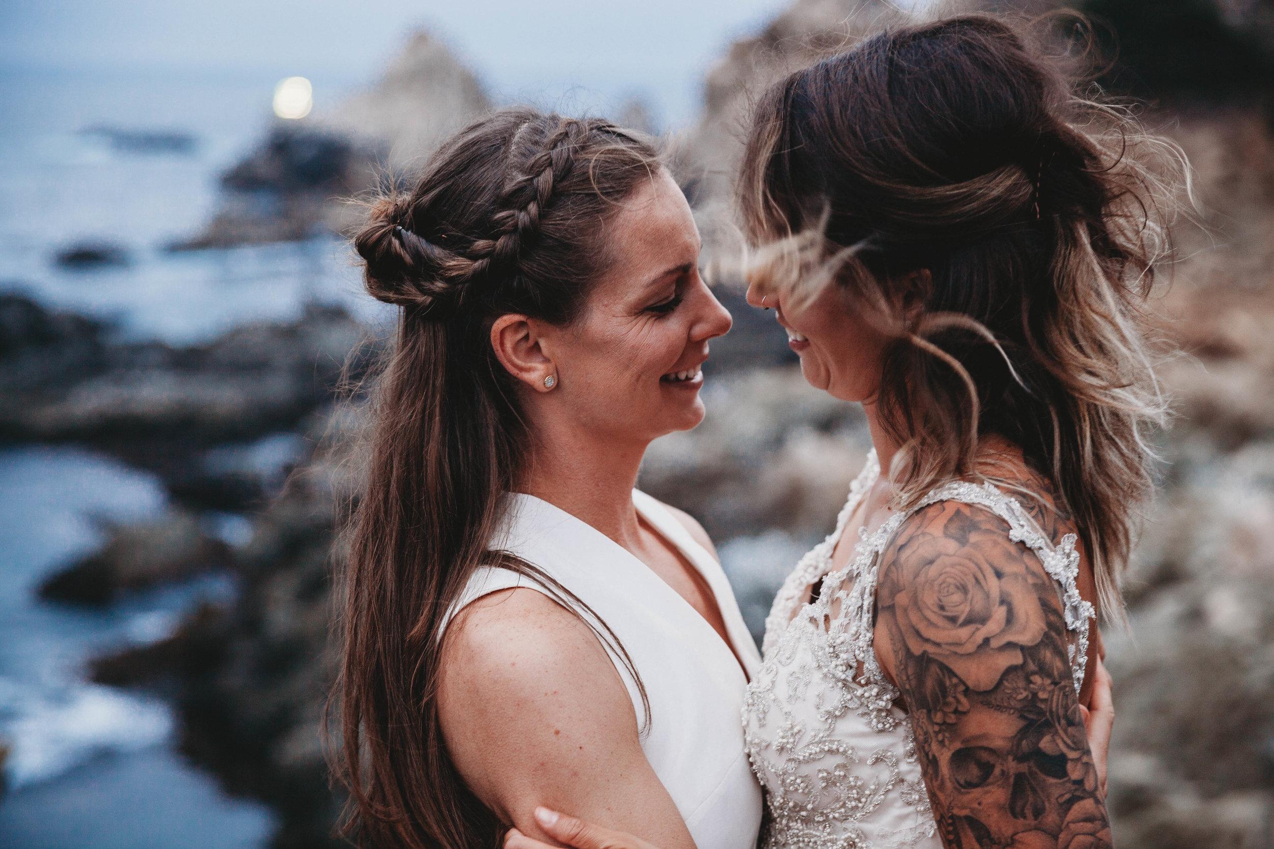 Meaghan + Jen -- An Intimate Big Sur Elopement -- Whitney Justesen Photography-291.jpg