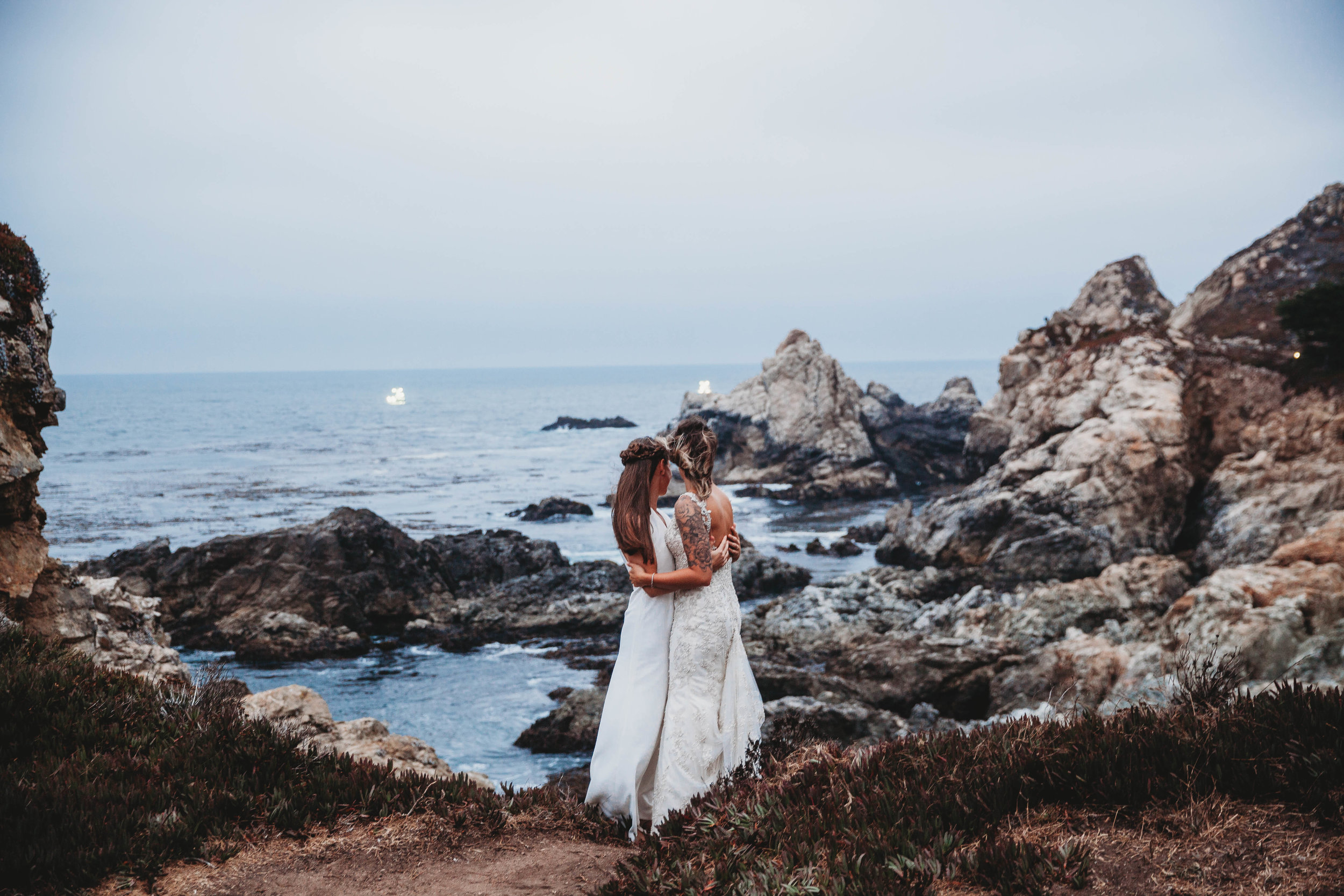 Meaghan + Jen -- An Intimate Big Sur Elopement -- Whitney Justesen Photography-293.jpg