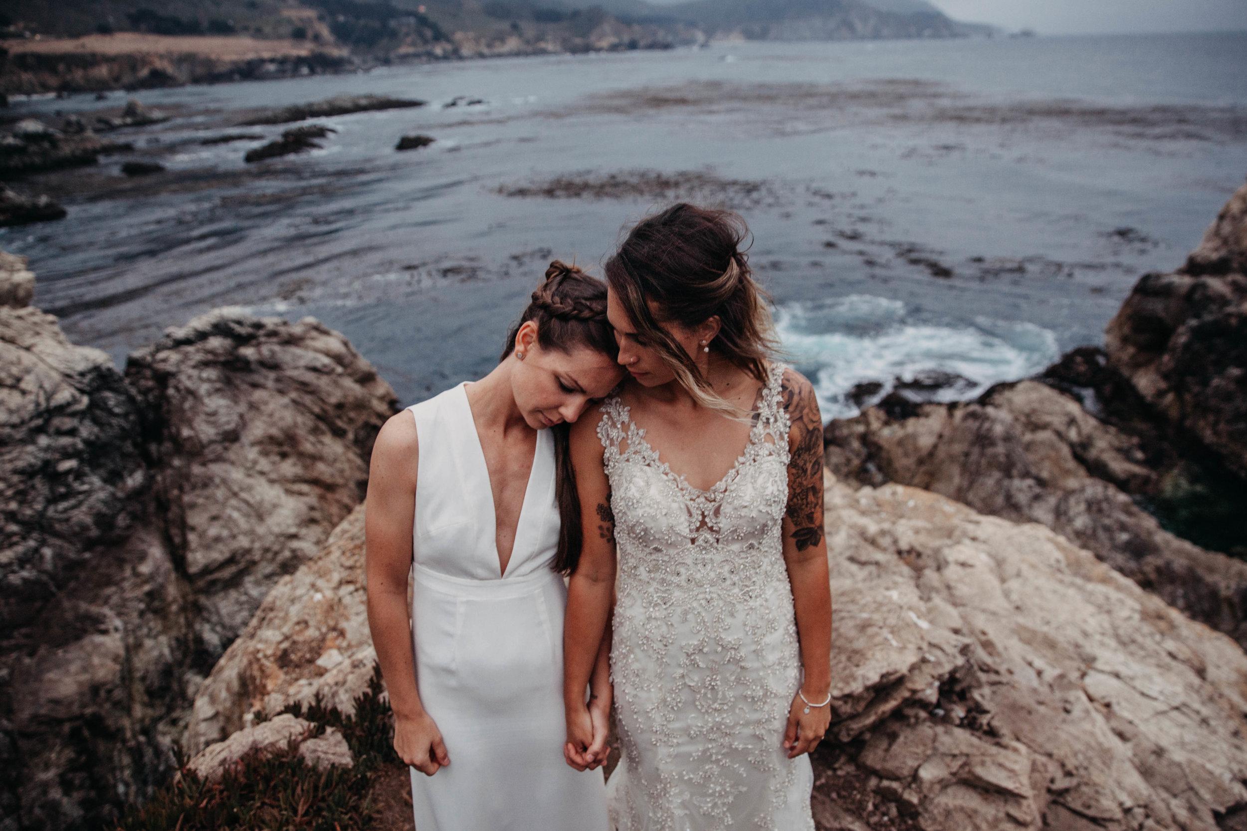 Meaghan + Jen -- An Intimate Big Sur Elopement -- Whitney Justesen Photography-315.jpg