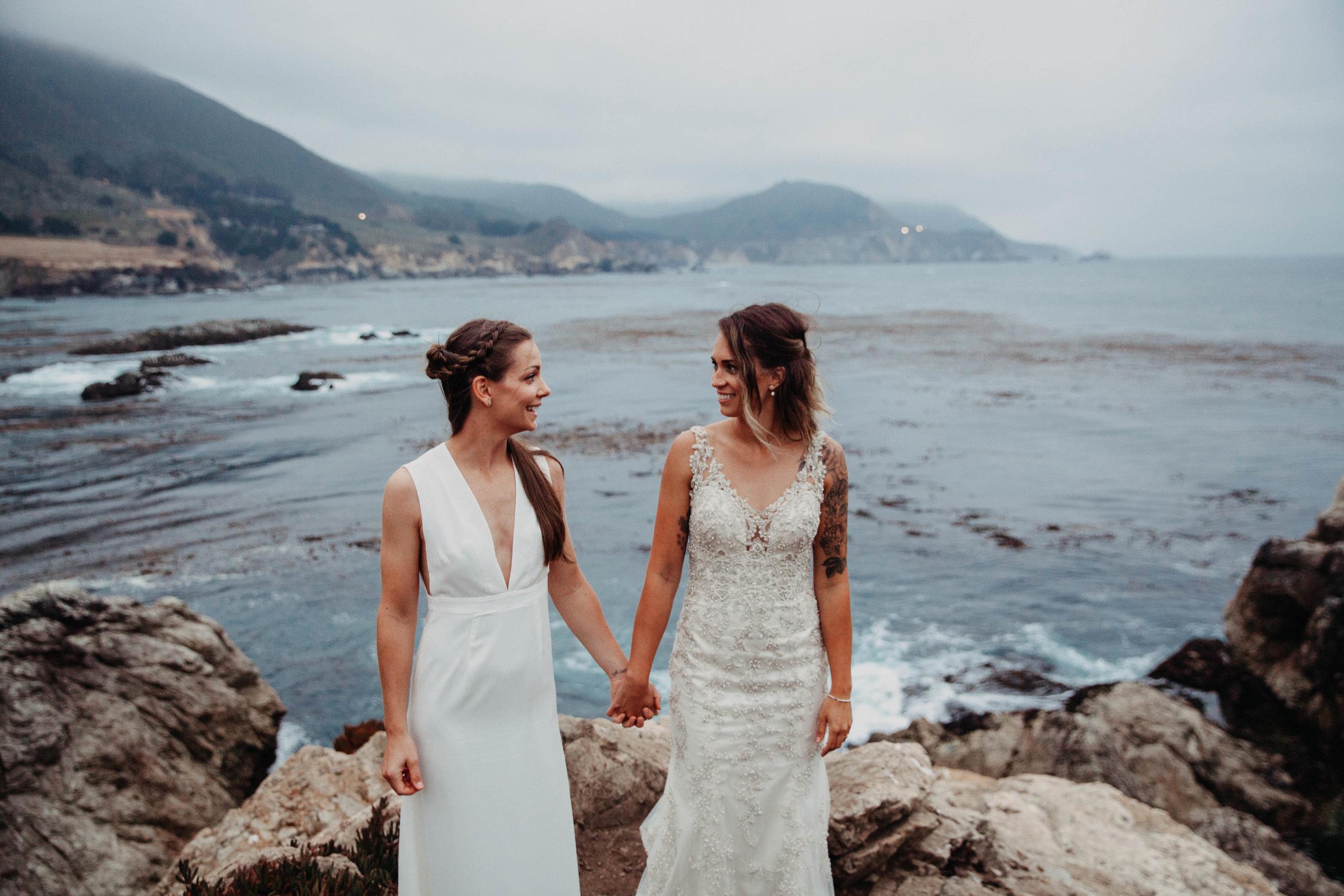 Meaghan + Jen -- An Intimate Big Sur Elopement -- Whitney Justesen Photography-319.jpg