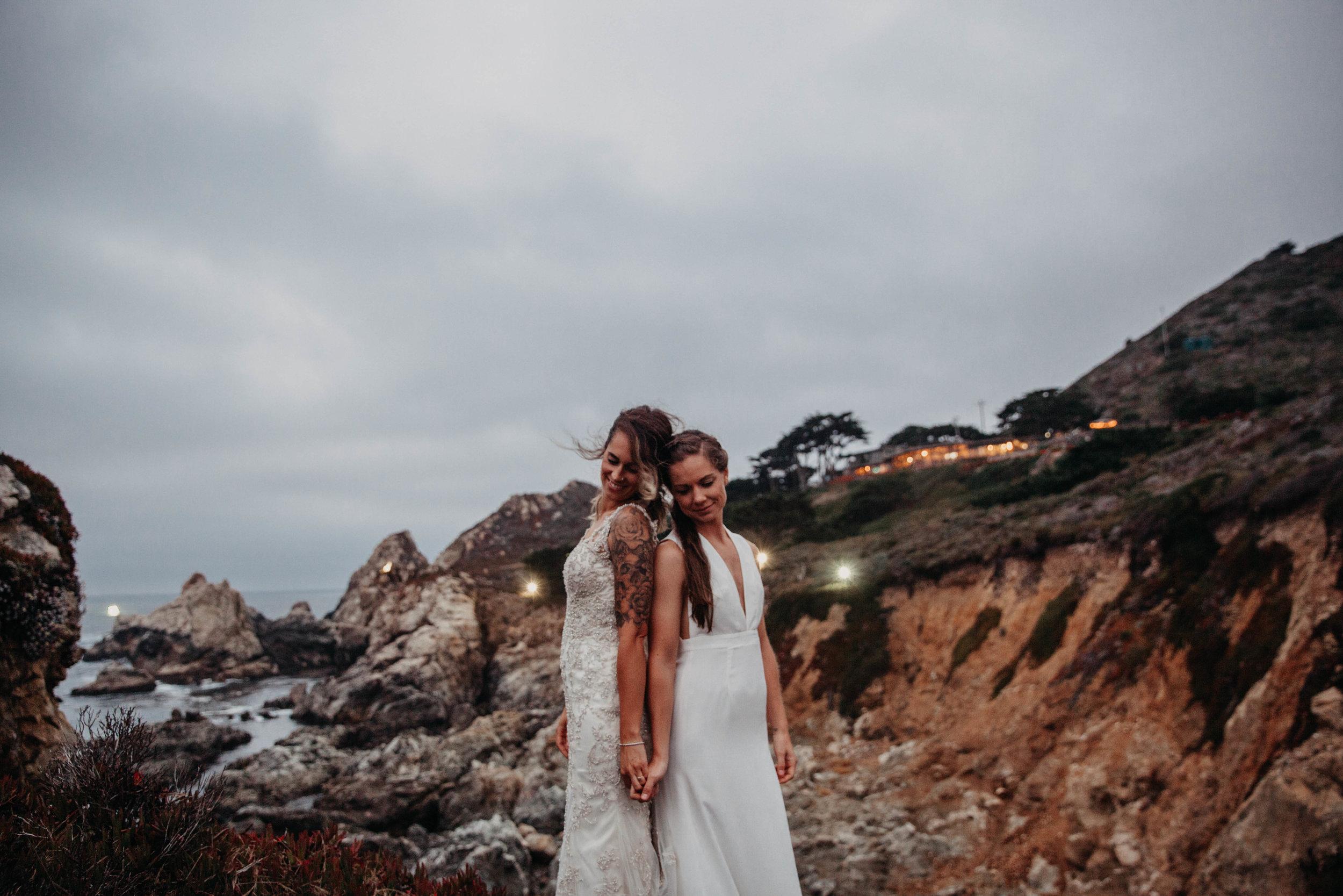 Meaghan + Jen -- An Intimate Big Sur Elopement -- Whitney Justesen Photography-323.jpg