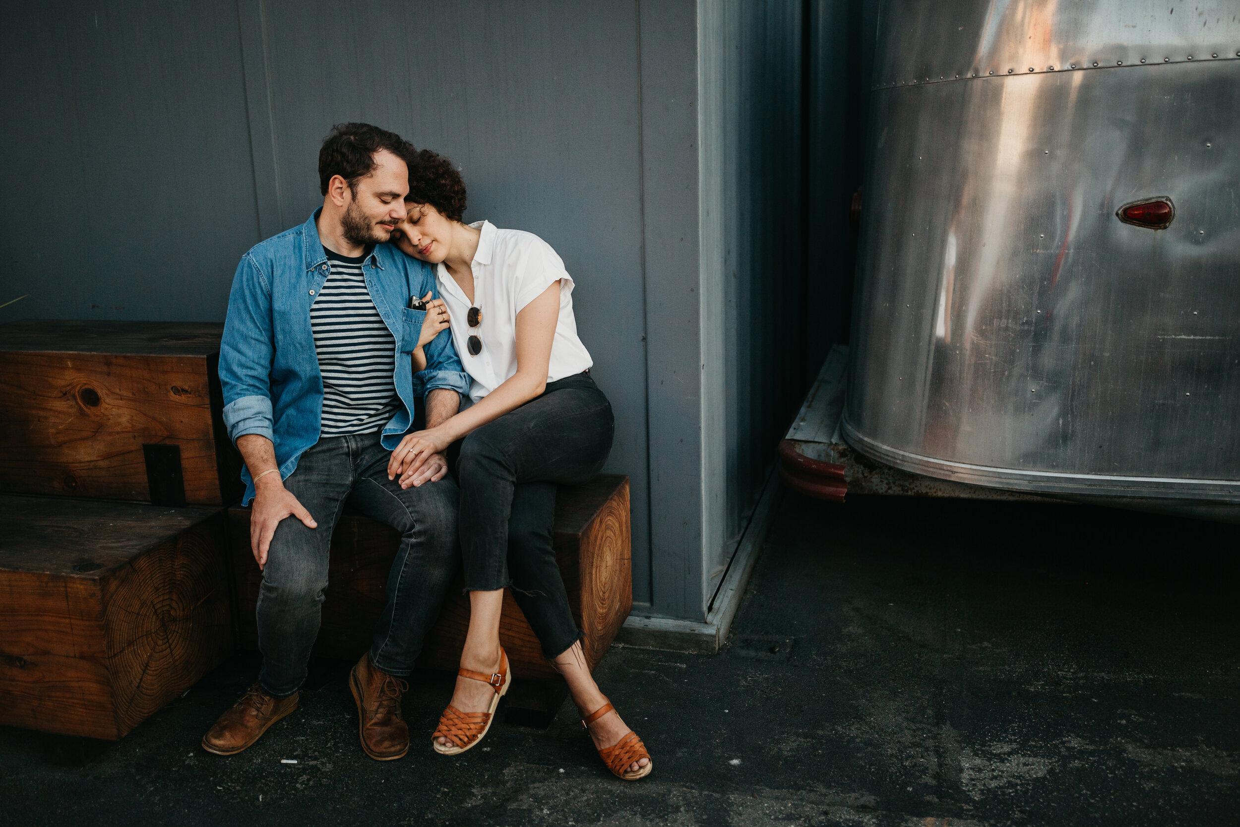 Raquel + Derek -- Hayes Valley Engagement Session -- Whitney Justesen Photography-97.jpg