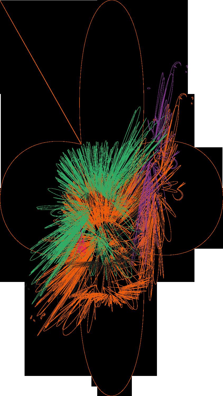 c. 2010-2011. Vector graphic.