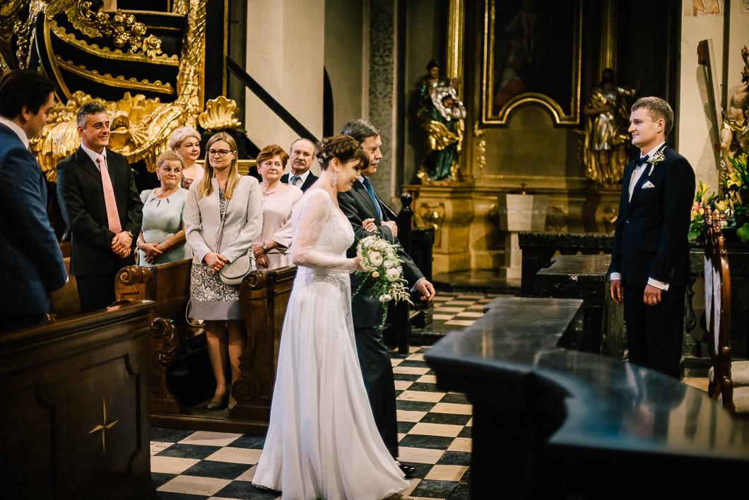 Ślub w Tyńcu