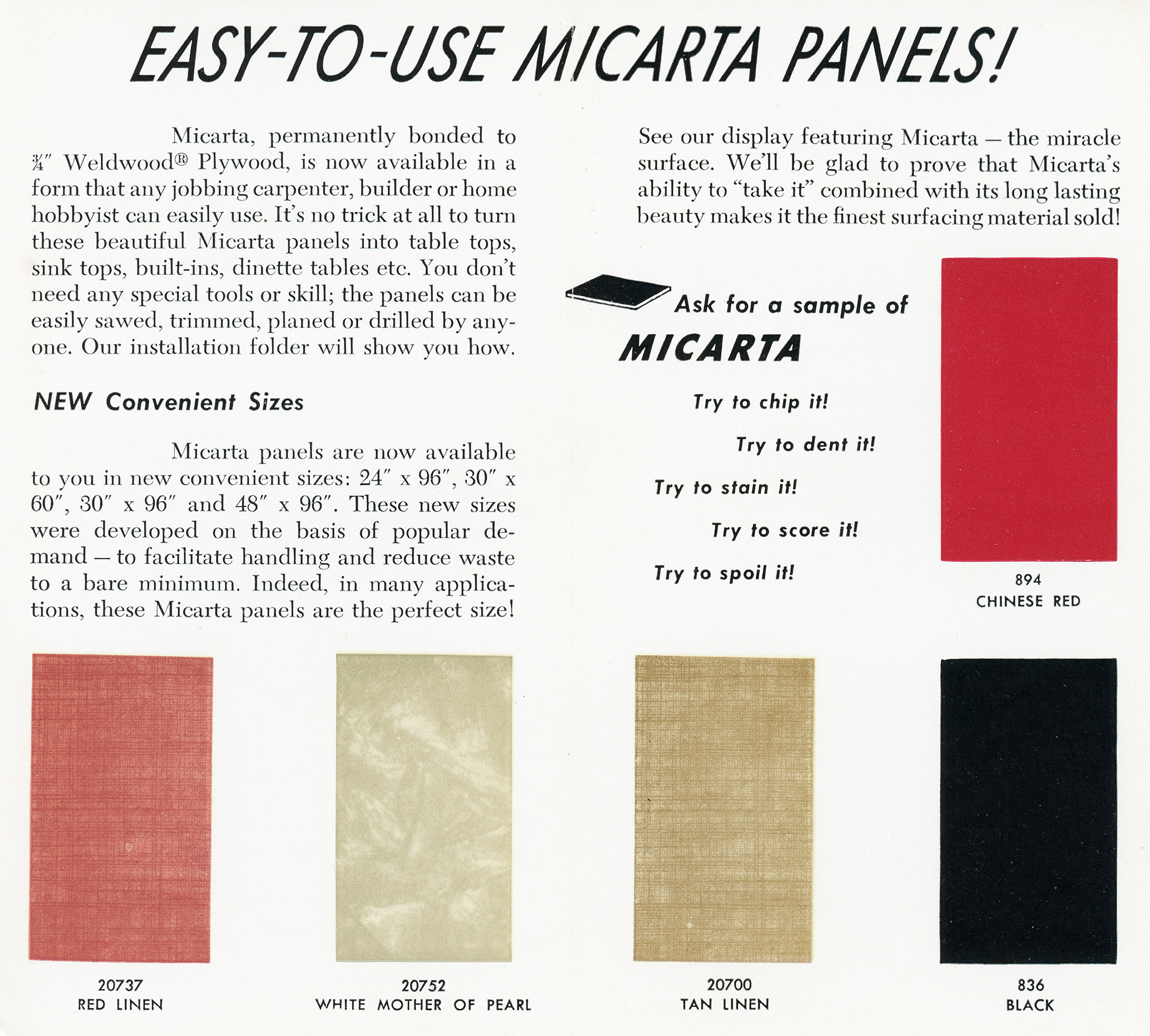 Easy To Use Micarta Panels Westinghouse Micarta