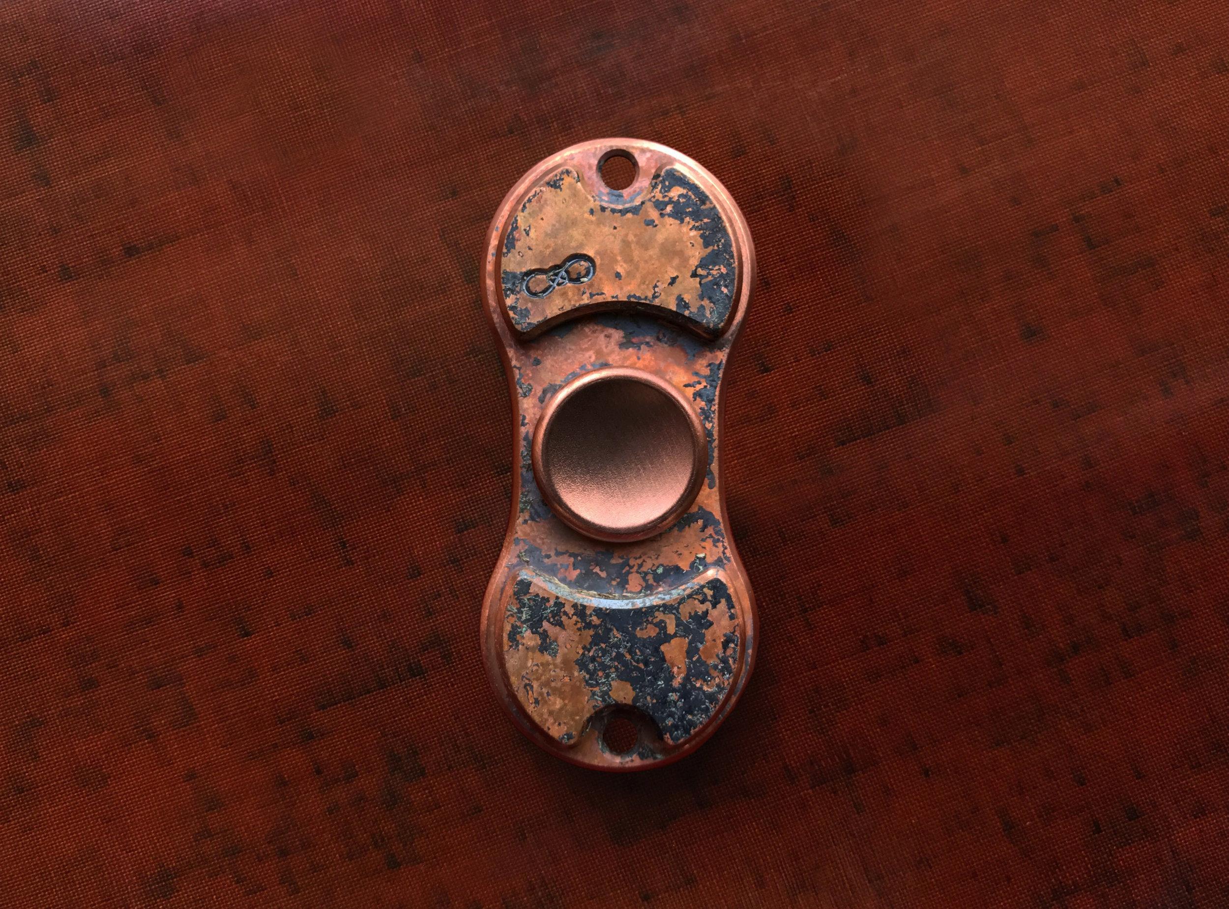 Copper Termite Semi-Custom Torqbar