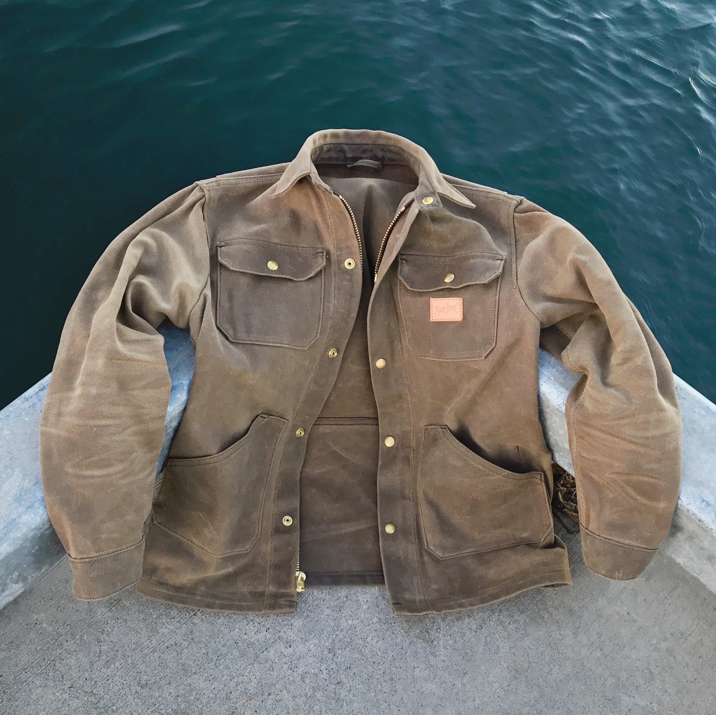 The Wills Jacket