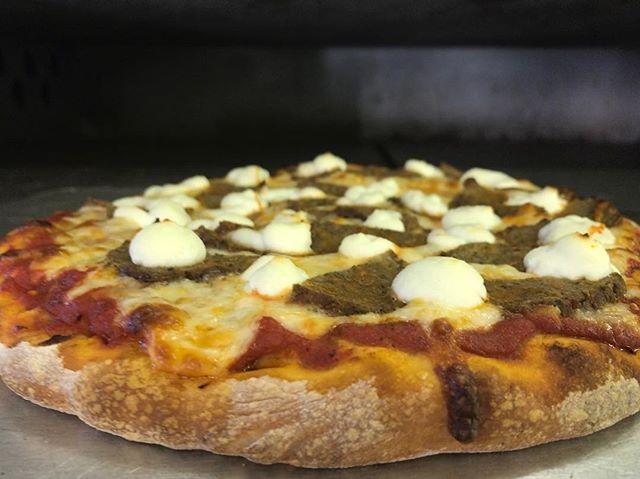 Keep the house cool; order The Junction Pizza instead of cooking! . . . #thejunctionpizza #mtpleasantpa #meatballricotta #🍕#bestpizzaintown #pizzaporn #pizzagoals #bakerspride #eeeeeats #foodie #foodaholic #foodporn #foodgasm #pizzapizza