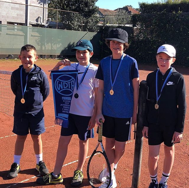 Congratulations to teams at Glendearg, St Marys and Camberwell on making Grand Finals this weekend. All players represented their clubs extremely well and played great tennis throughout the season. #tennis #totaltennis #malvern #camberwell #stonnington #tennisplayer #tenniscompetition