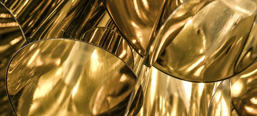 Slamp Veli Gold 3