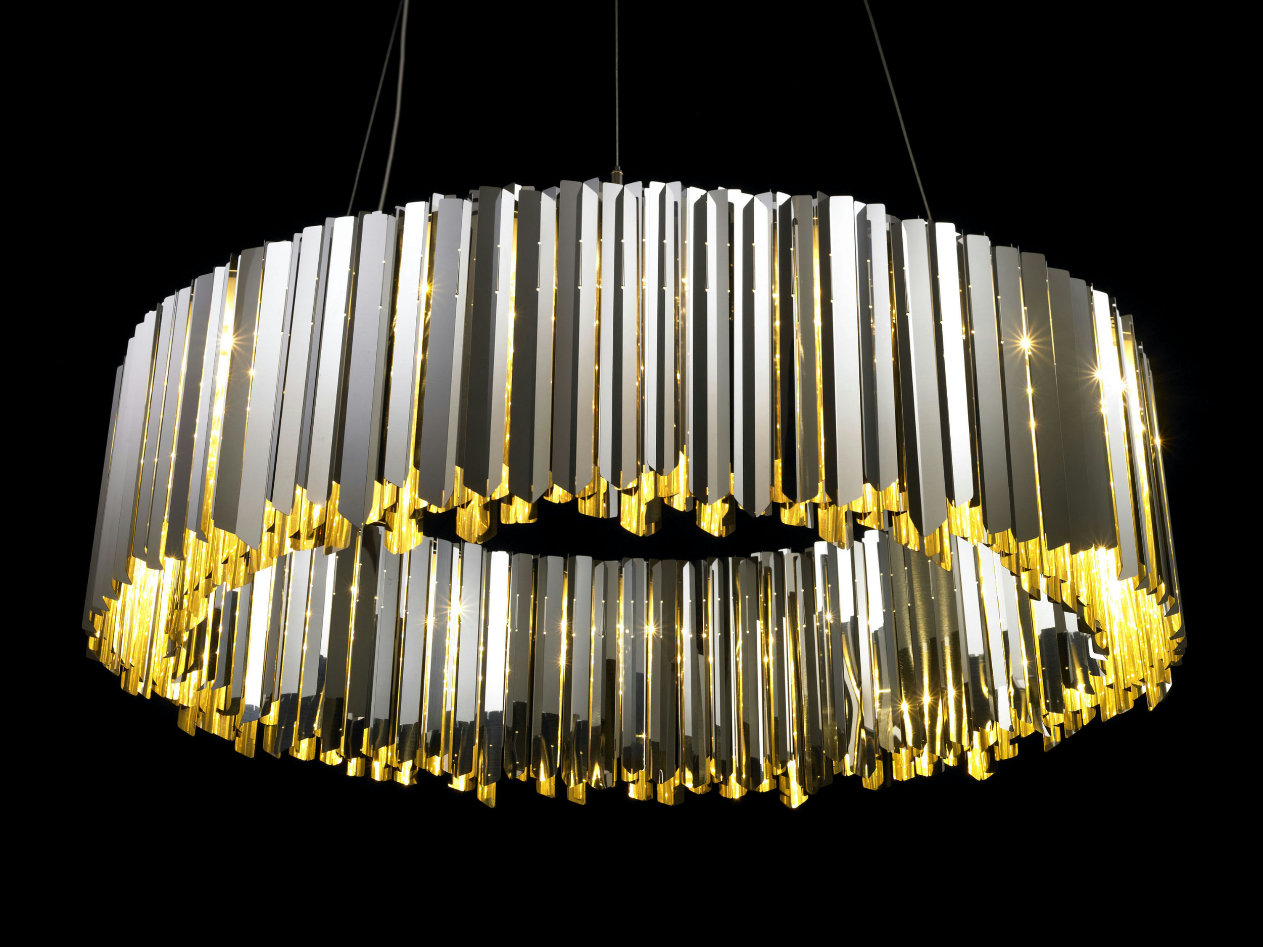 Facet Chandelier - Innermost