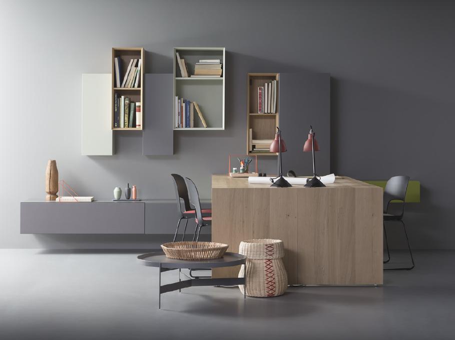 PIANCA Table SET - Design by Stefano Gaggero