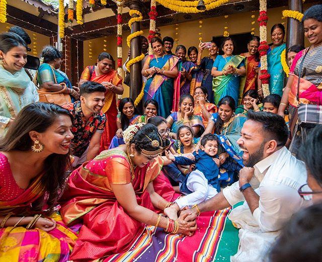 Anu + Prem Chennai 2019