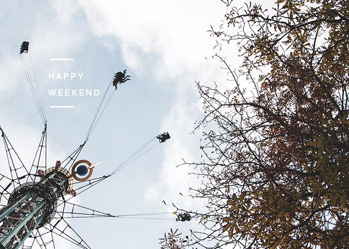 Happy Weekend 12 September 2014 Copenhagen / Renae Smith