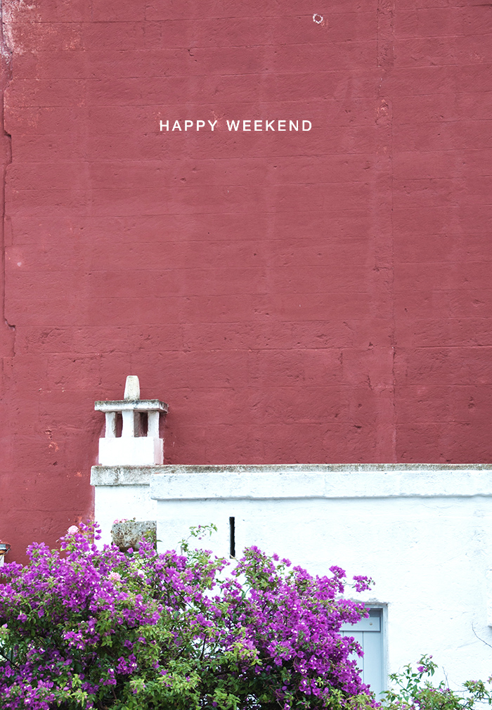 Happy Weekend September 2014 Italy / Renae Smith