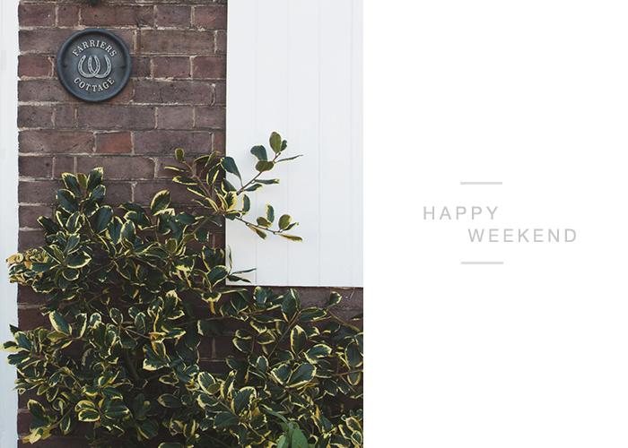 Happy Weekend February 2015 / Renae Smith
