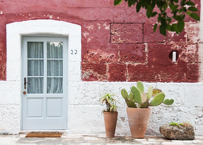 Masseria Cimino Puglia Italy 2014 / Renae Smith