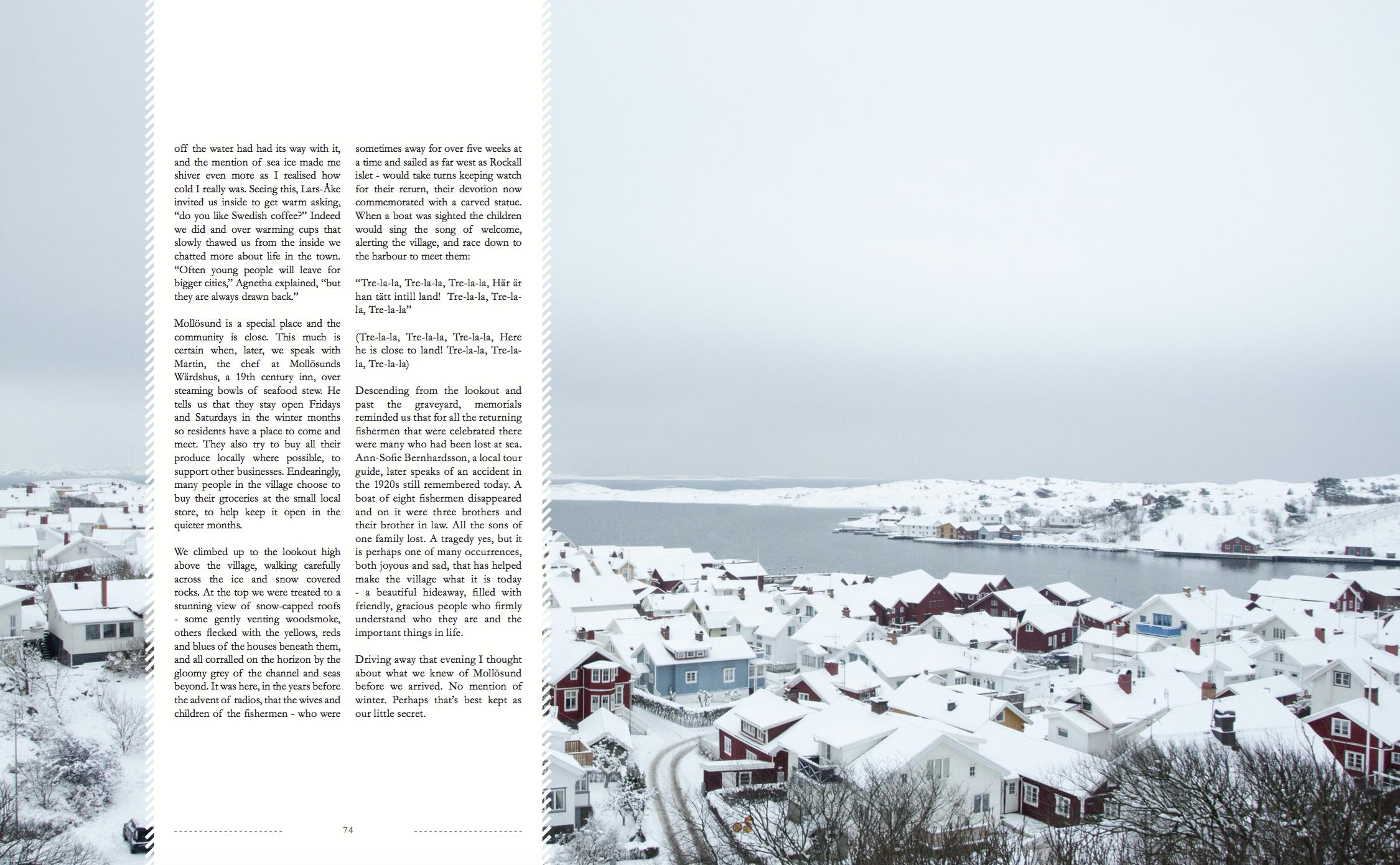 Lodestars Anthology Magazine - Issue 5 Mollösund, Sweden © Renae Smith © Renae Smith